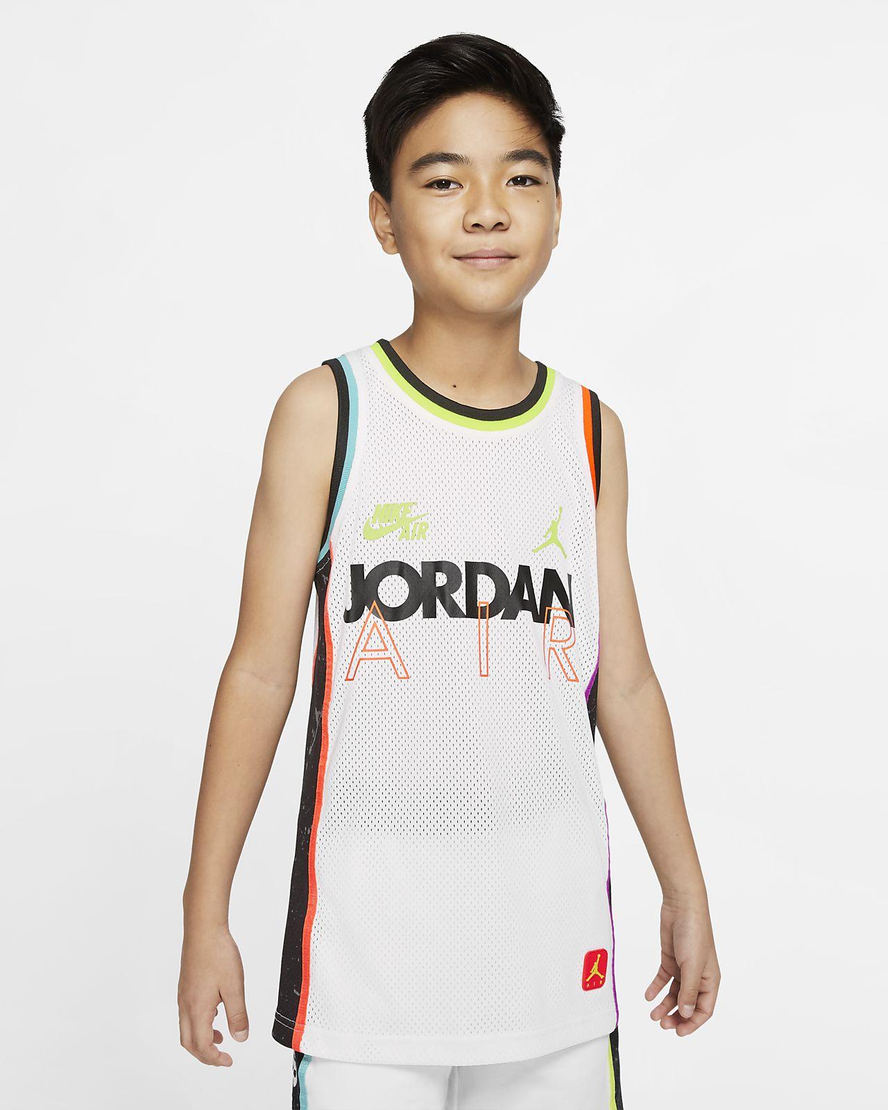 Haut Air Jordan pour Garçon plus âgé