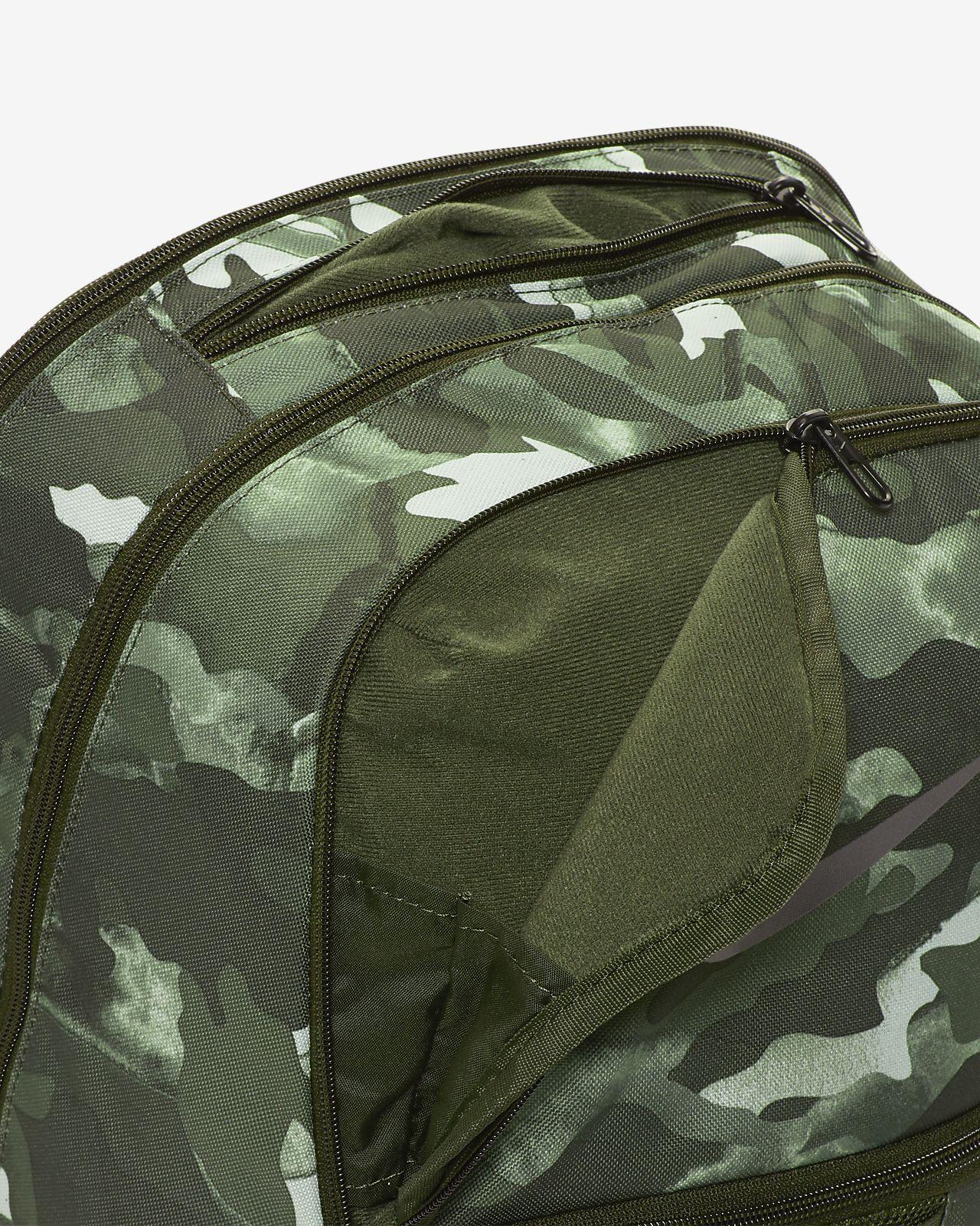 Nike Brasilia Training Duffel Bag Camo Large