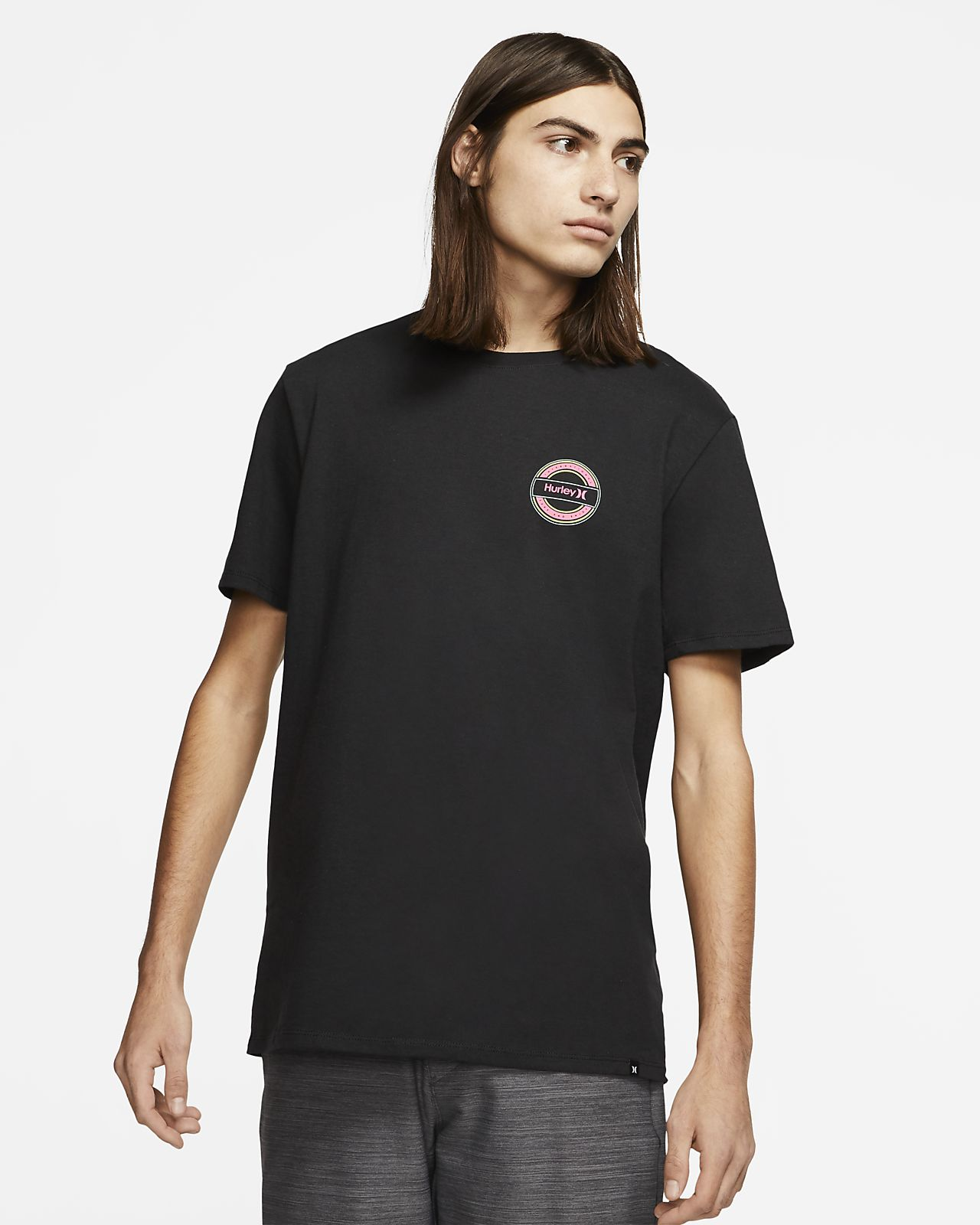Hurley Waxed Men's T-Shirt