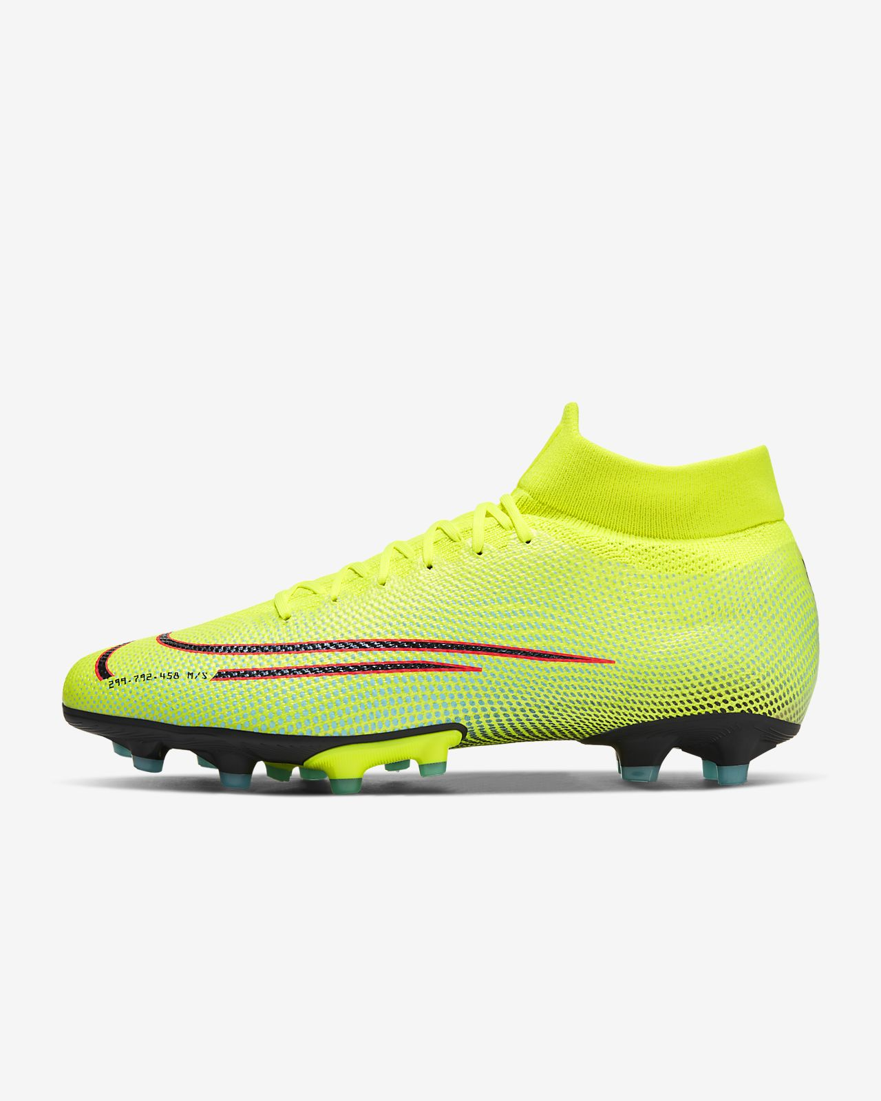 Chaussure de football à crampons pour terrain synthétique Nike Mercurial Superfly 7 Pro MDS AG-PRO