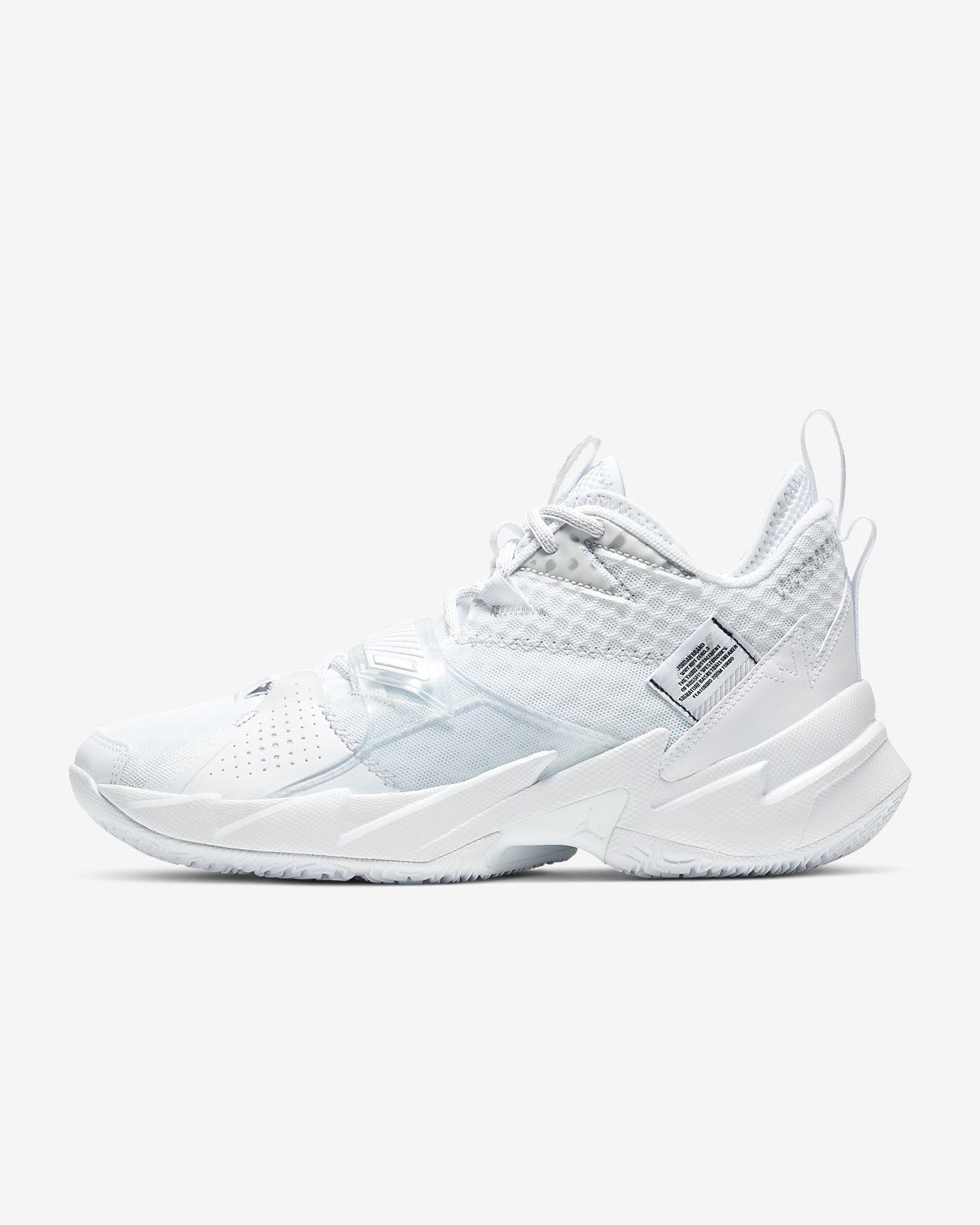 "Jordan ""Why Not?"" Zer0.3 – Sapatilhas de basquetebol"