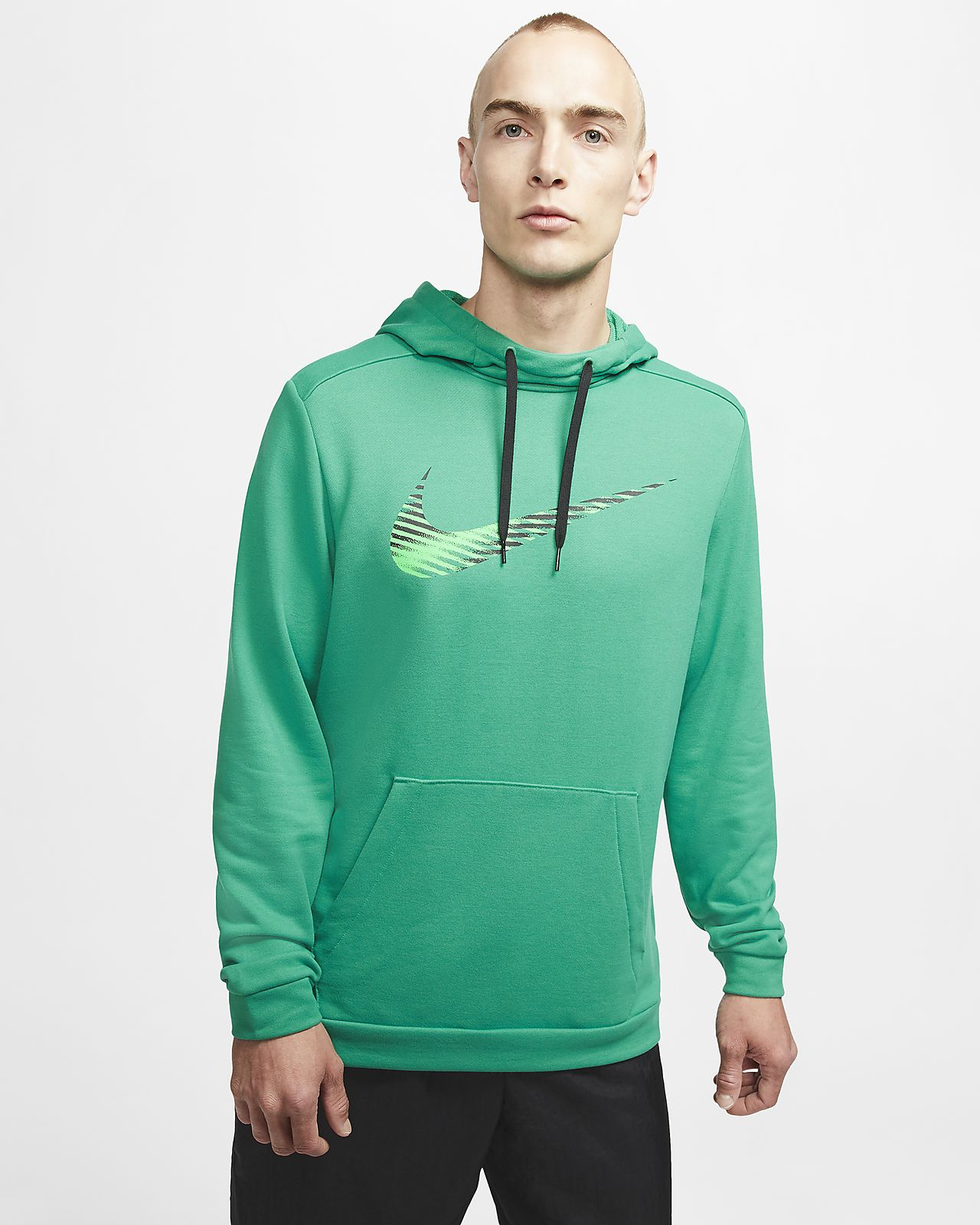 Nike Dri FIT Men's Pullover Training Hoodie