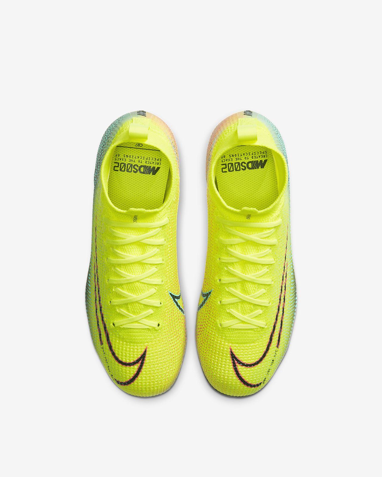 Nike Jr. Mercurial Superfly 7 Elite MDS FG Older Kids' Firm Ground Football Boot