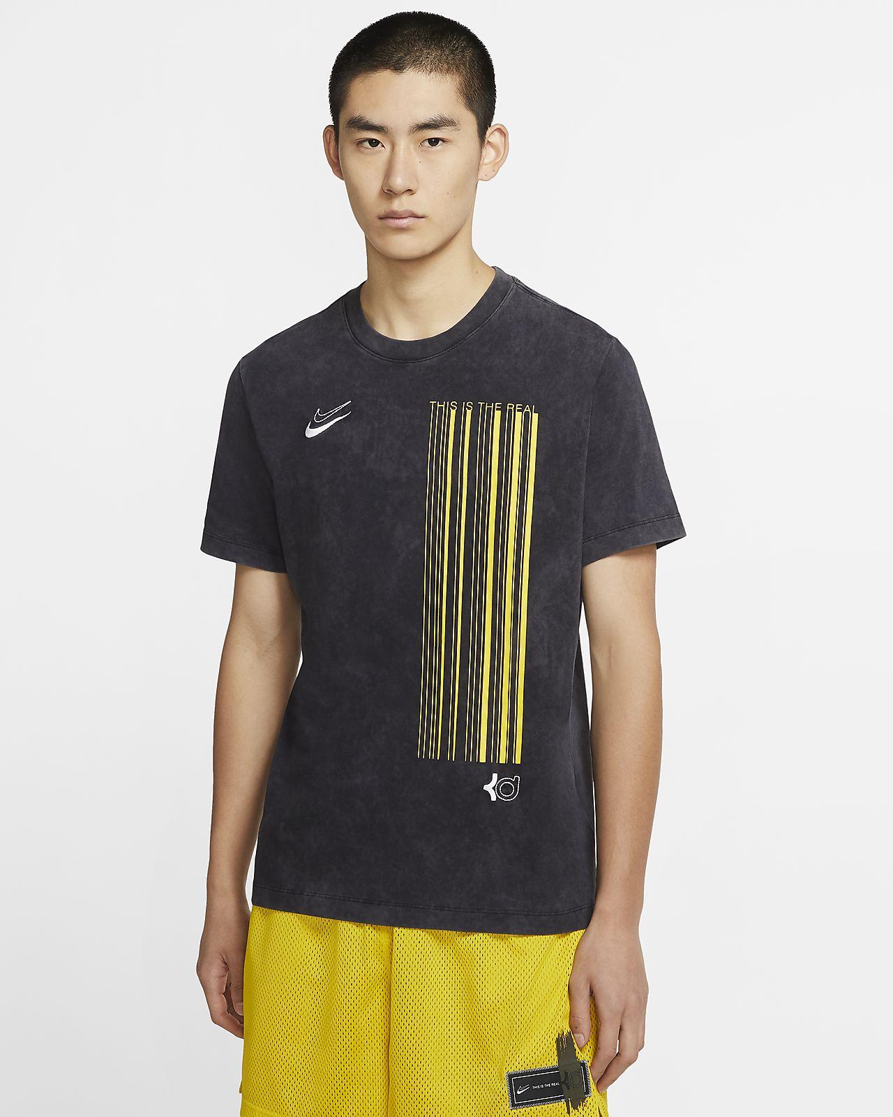 Nike Dri-FIT KD Men's Washed Basketball T-Shirt