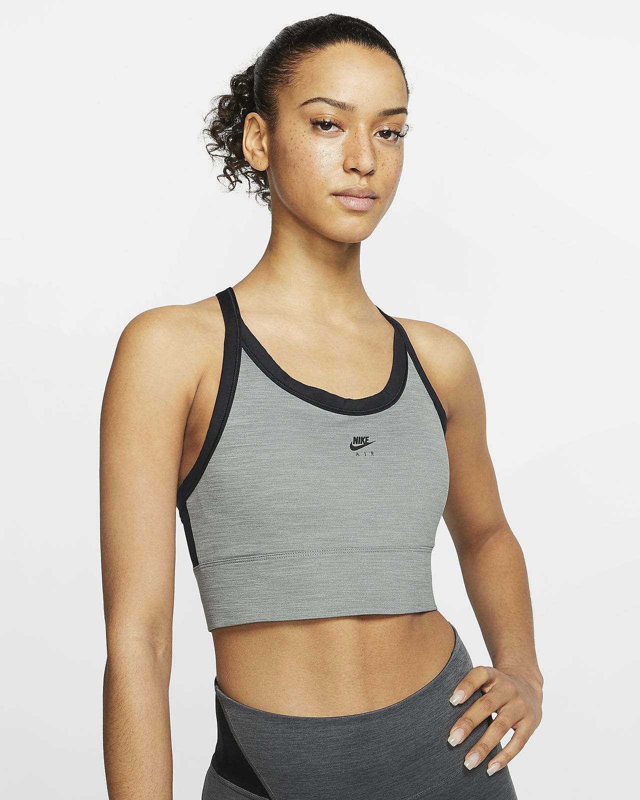 Nike Air Swoosh Women's Medium-Support 1-Piece Pad Sports Bra