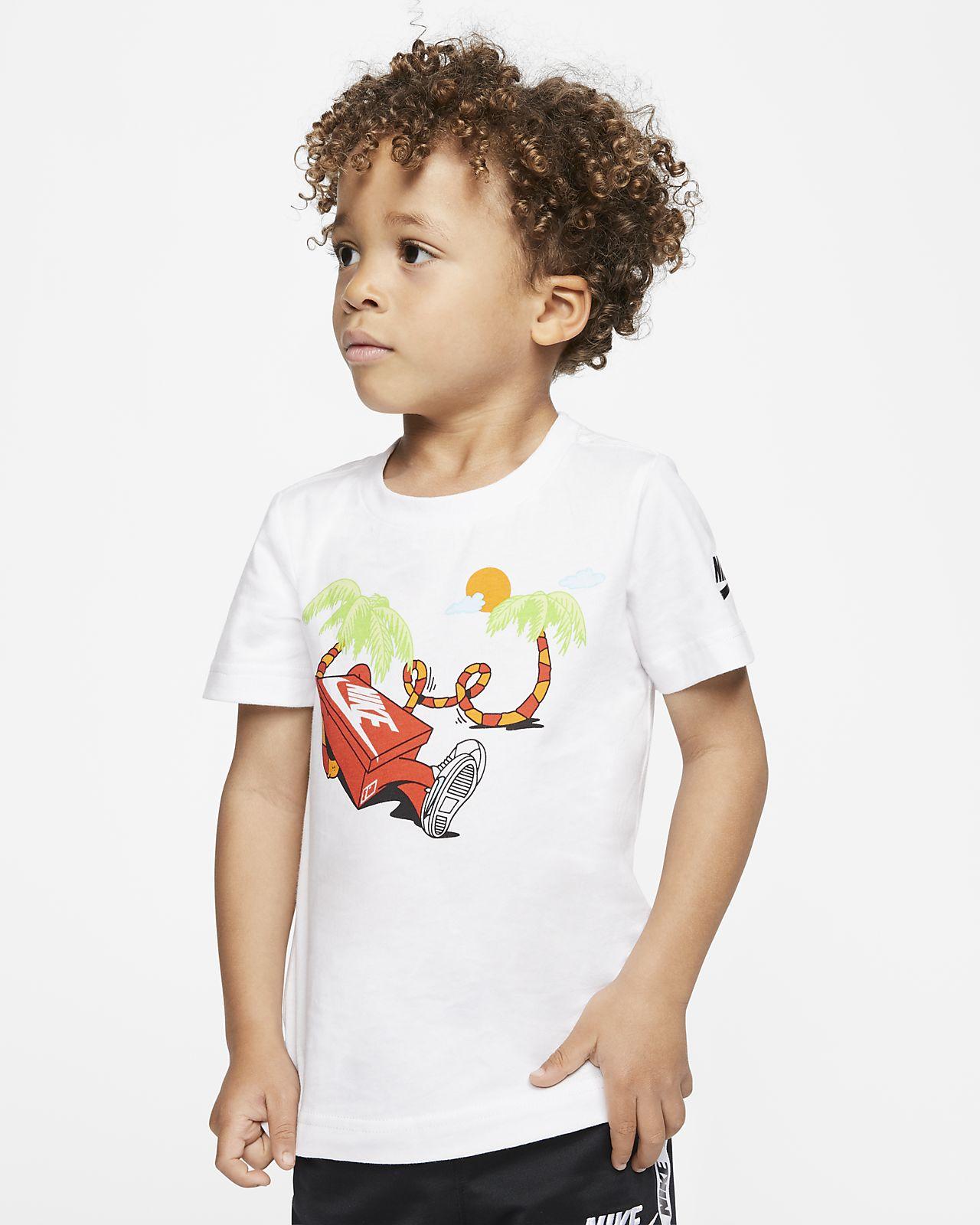 Un tennis étoile est née-nouveau t-shirt bébé personnalisé pour tees garçons filles