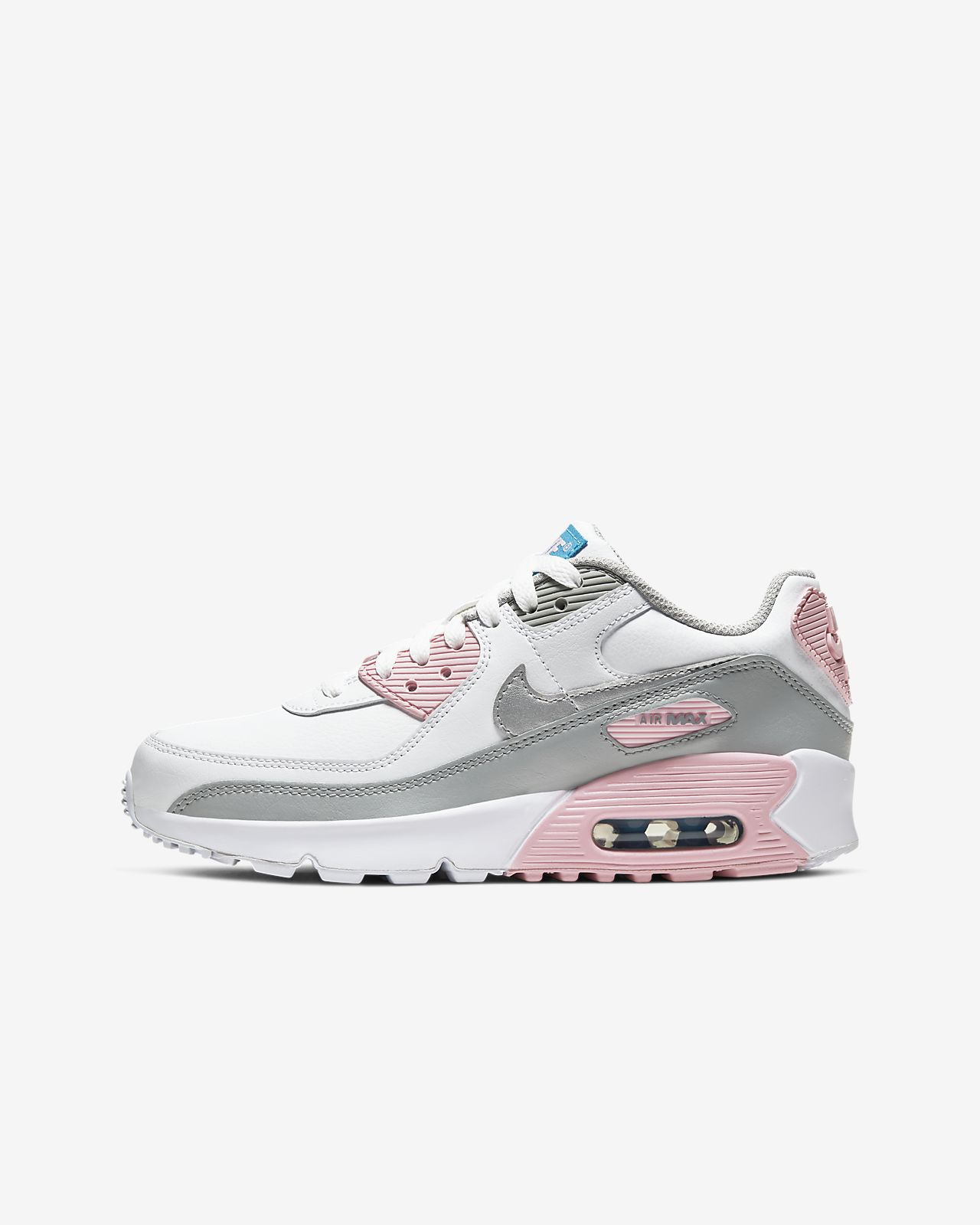 nike air max 90 kids' shoe