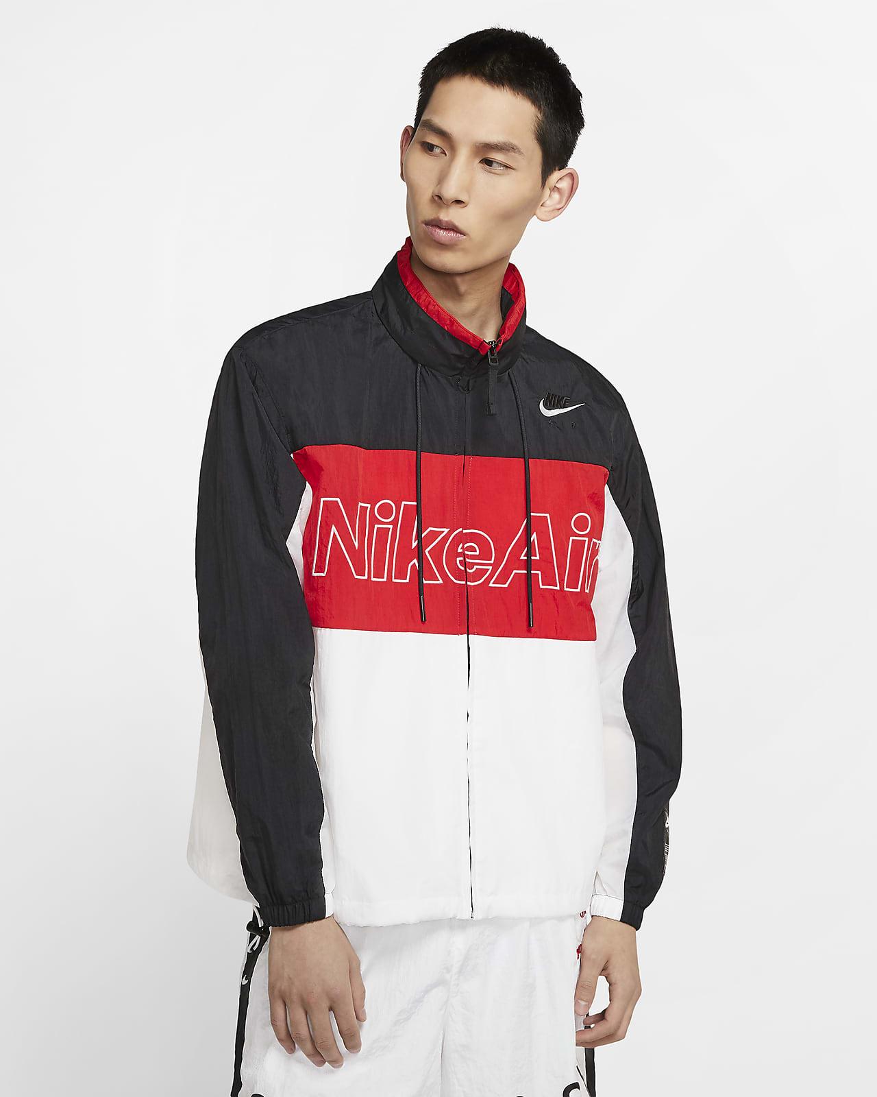 Huvjacka Nike Air för män