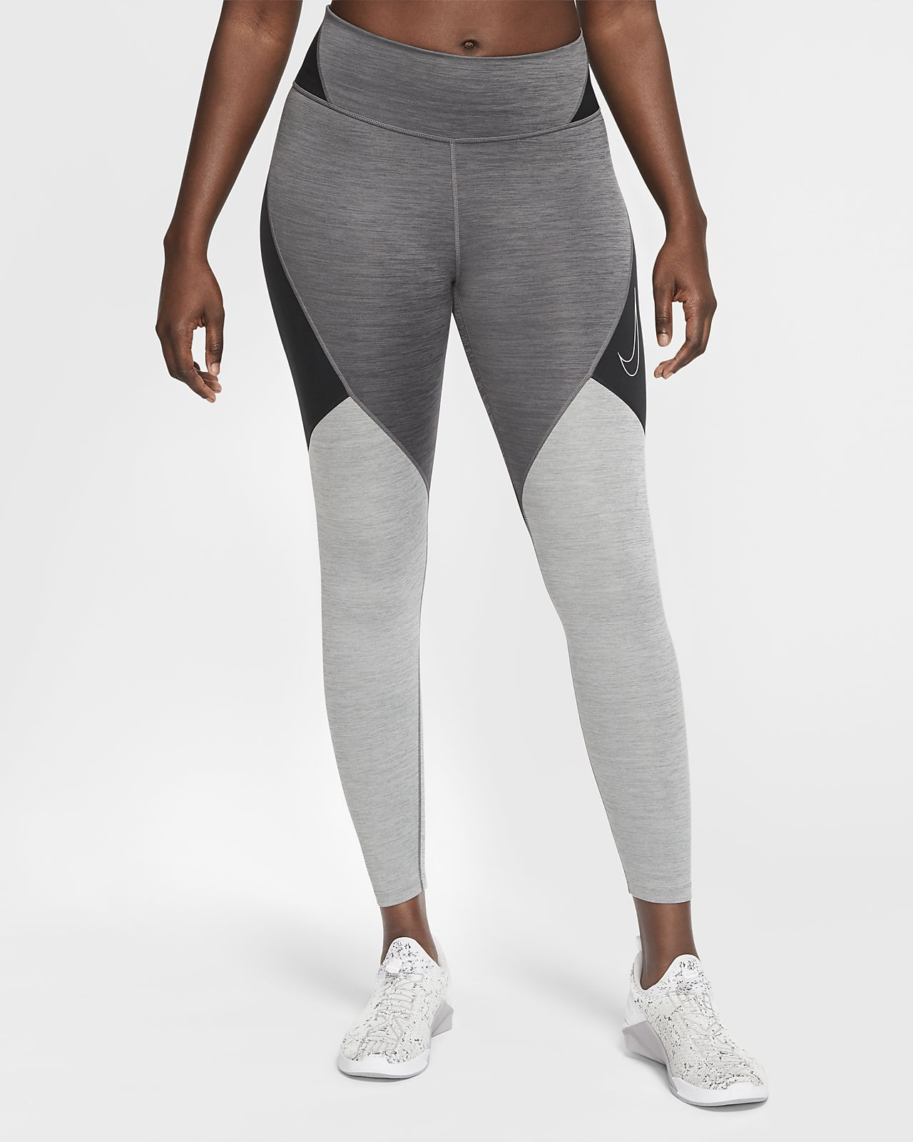 Nike One Women's Mid-Rise Tights