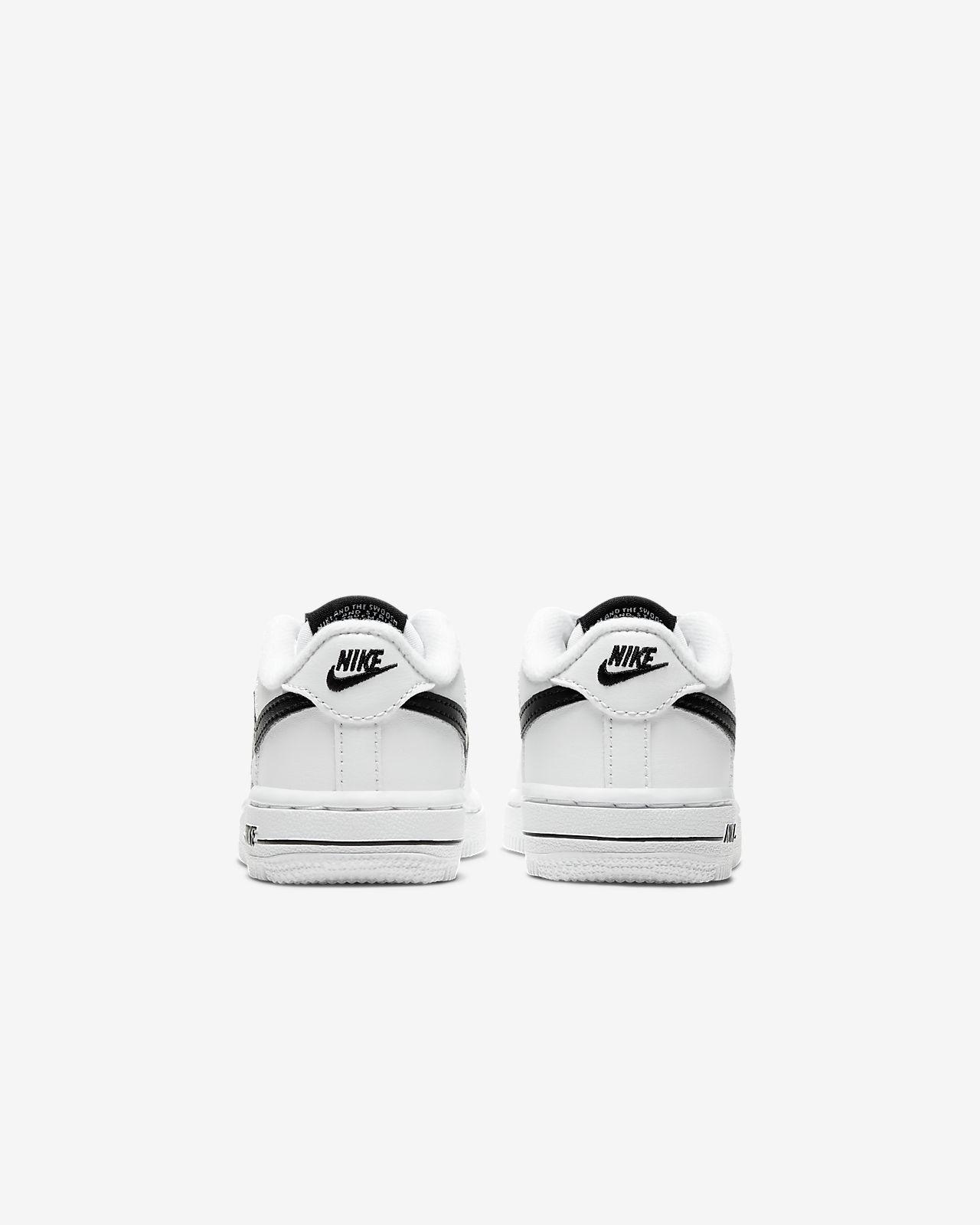 Scarpa Nike Force 1 NeonatiBimbi piccoli