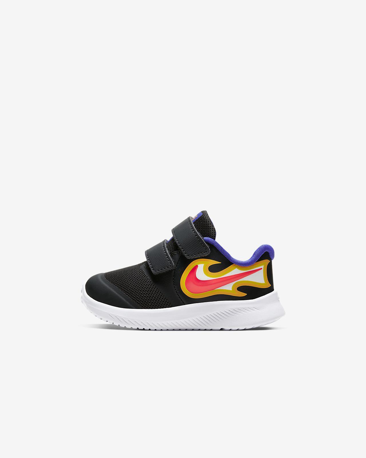 Nike Star Runner 2 Fire (TDV) 婴童运动童鞋
