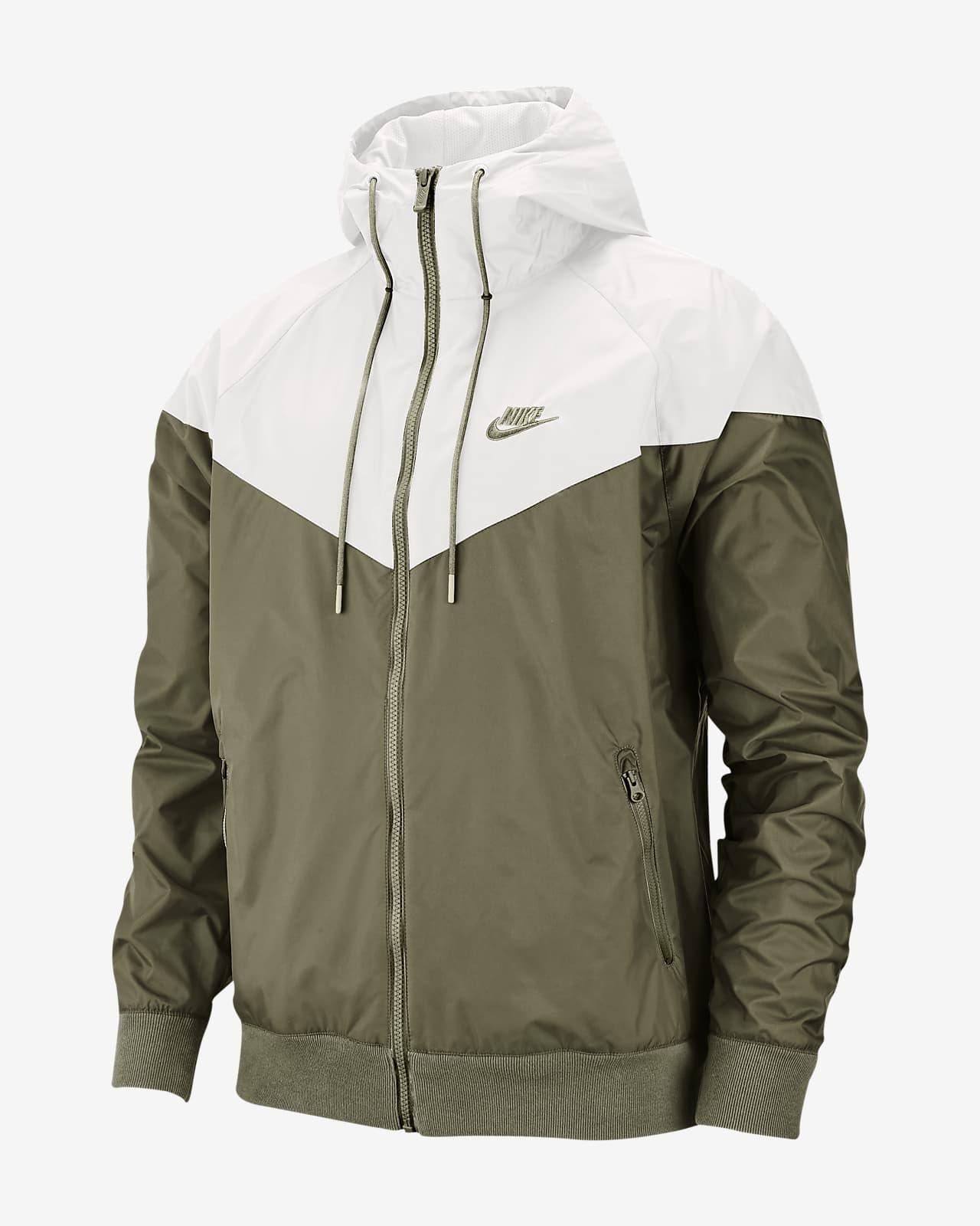 Windbreaker Nike Sportswear Windrunner med huva