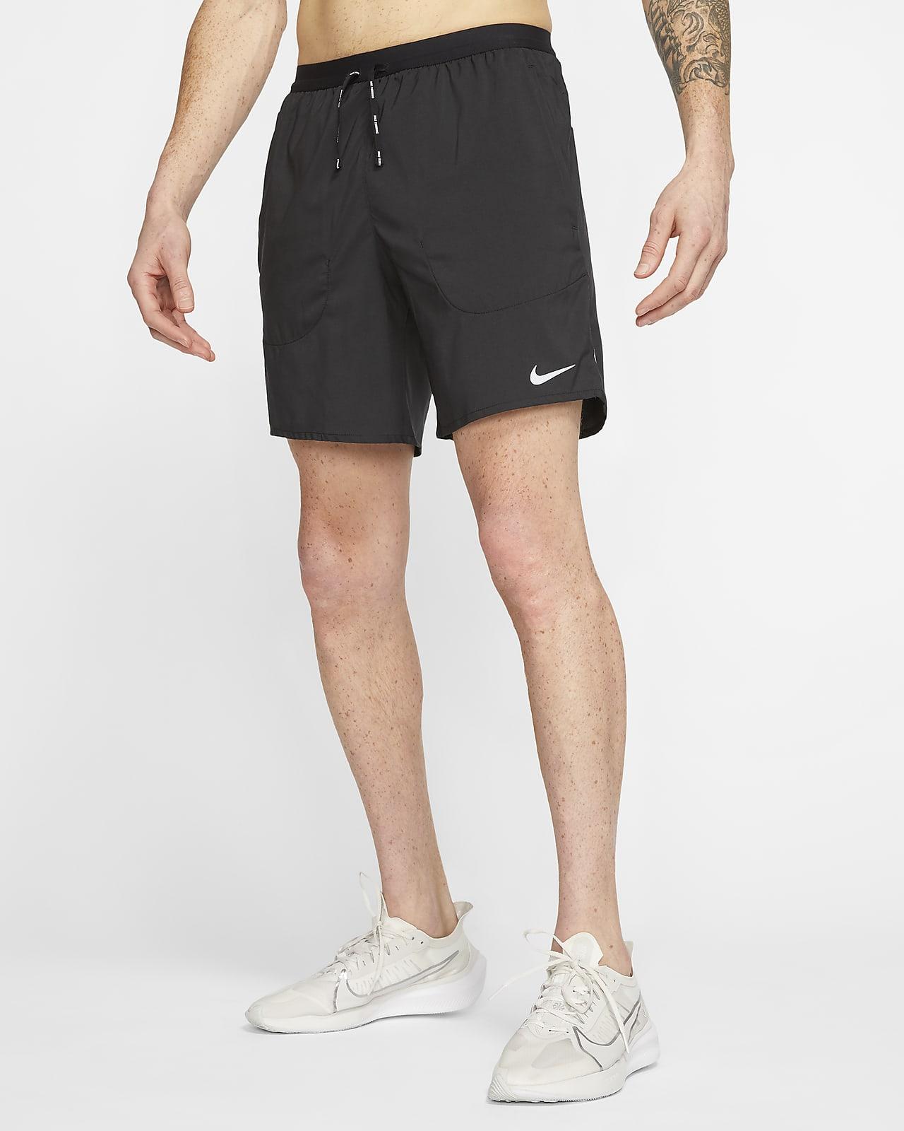 Short de running avec sous-short intégré Nike Flex Stride pour Homme