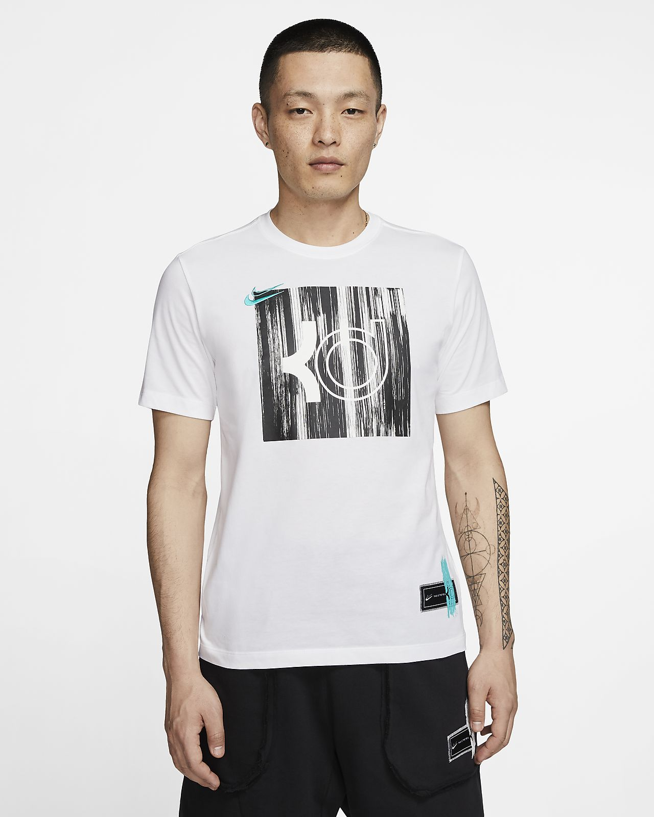 Nike Dri-FIT KD Logo Men's Basketball T-Shirt