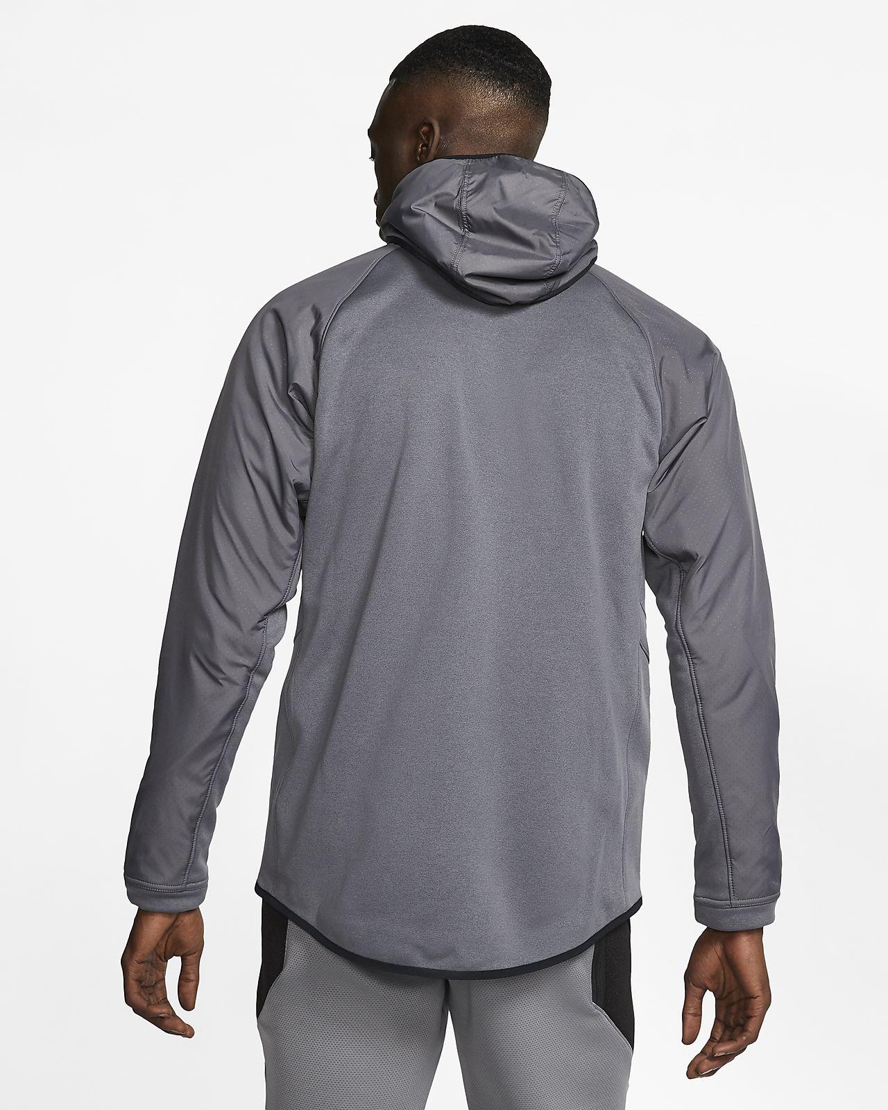 Mens Clothing Nike Therma Full Zip