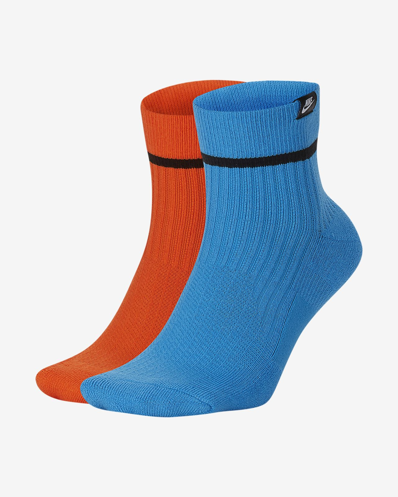Nike SNKR Sox Bilek Çorapları (2 Çift)