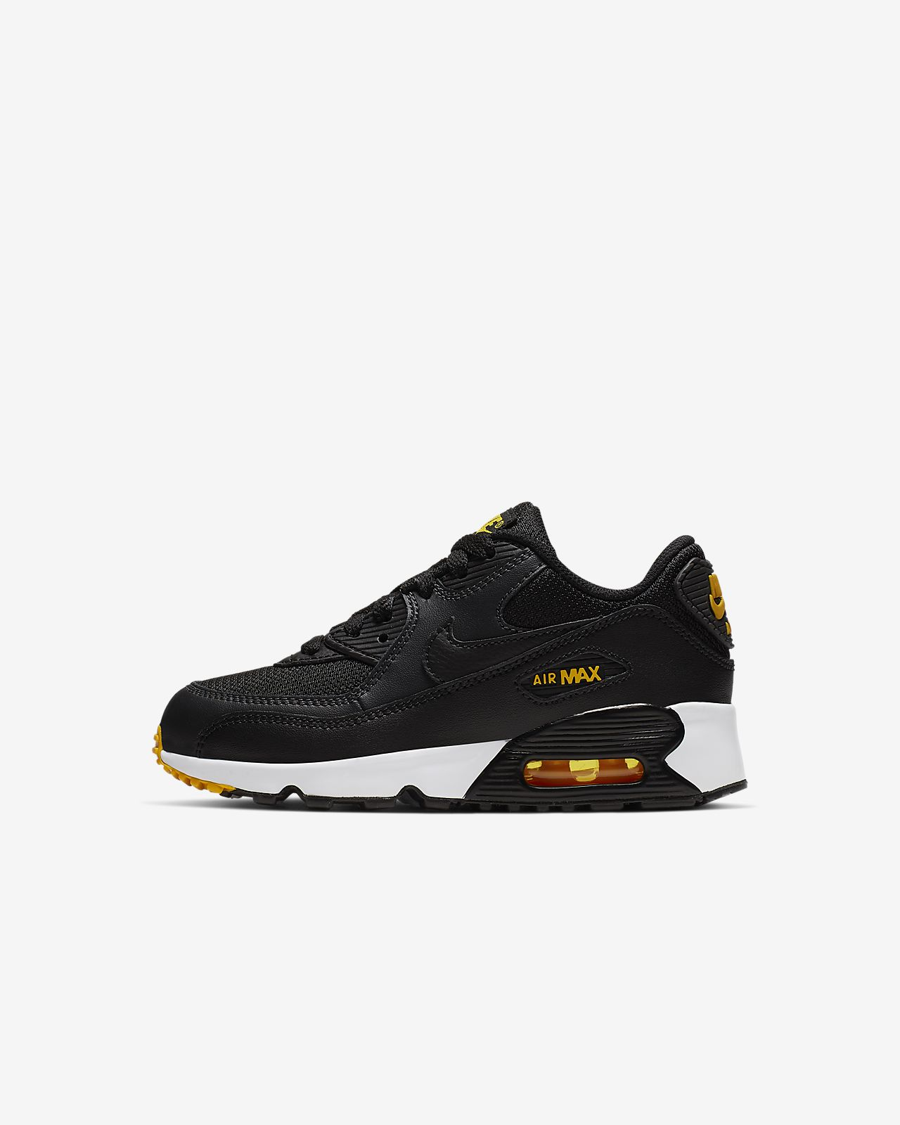 Nike Air Max 90 Mesh (10-2.5) Younger Kids' Shoe