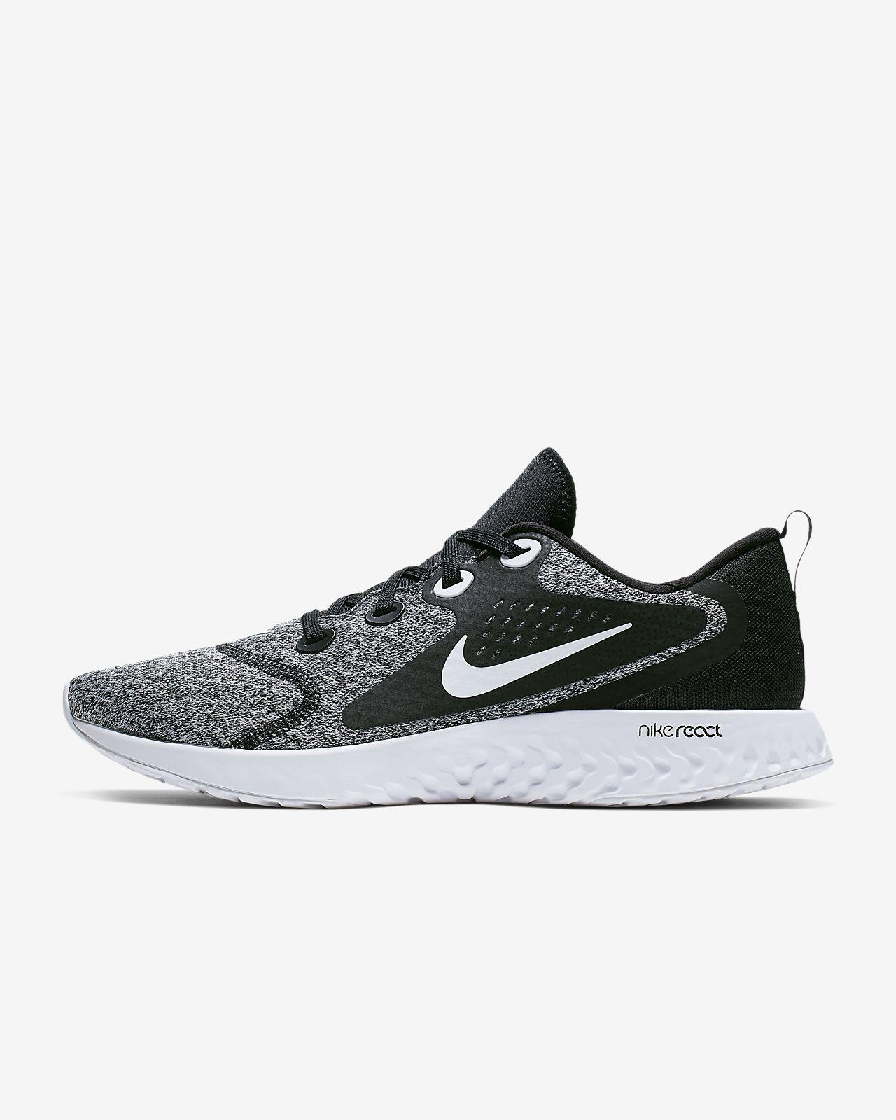 Nike Legend React 2 II Men Women Running Shoes Sneakers Trainers Pick 1