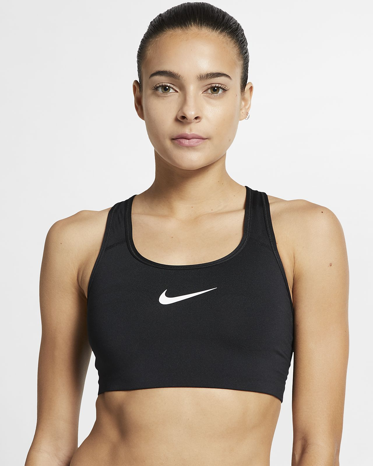 Nike Swoosh Women's Medium-Support Non-Padded Sports Bra