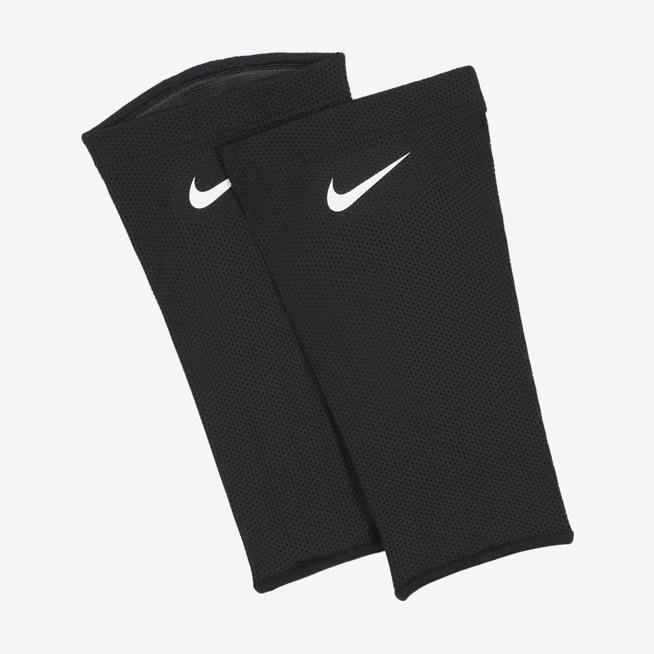 administración blusa Sillón  Nike Guard Lock Elite Mangas para espinilleras de fútbol (1 par). Nike ES