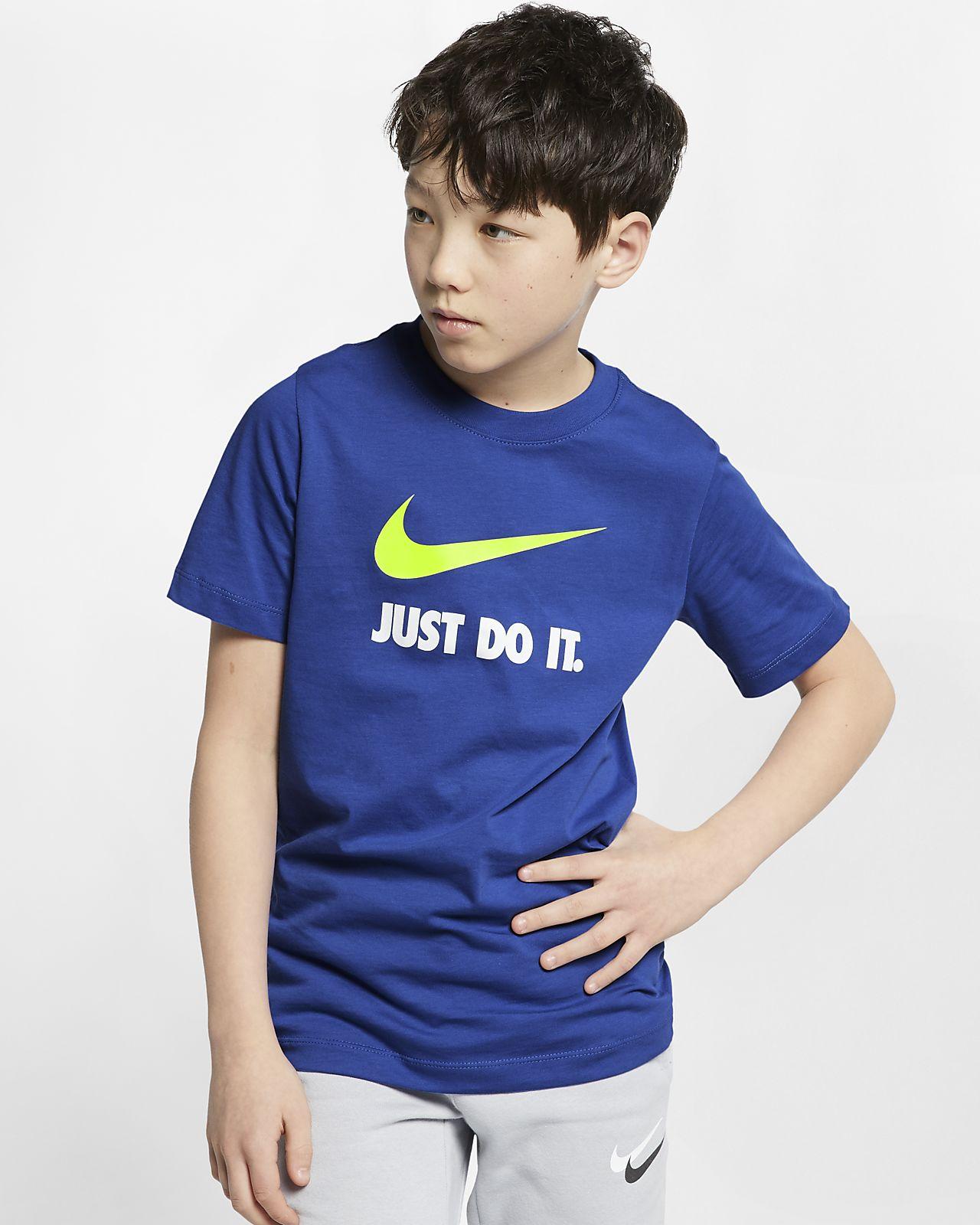 Nike Sportswear JDI 大童(男孩)T恤