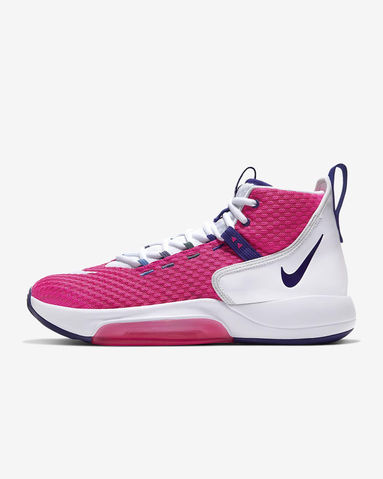 Nike Zoom Rize Kay Yow Men's Basketball Shoe. Nike.com