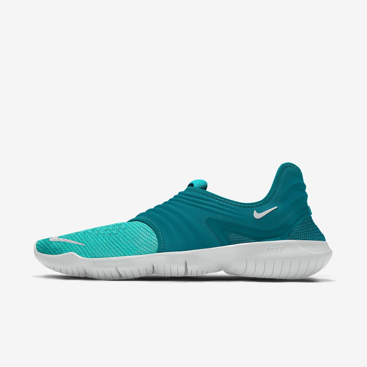 Nike Free RN Flyknit 3.0 By You Custom Women's Running Shoe