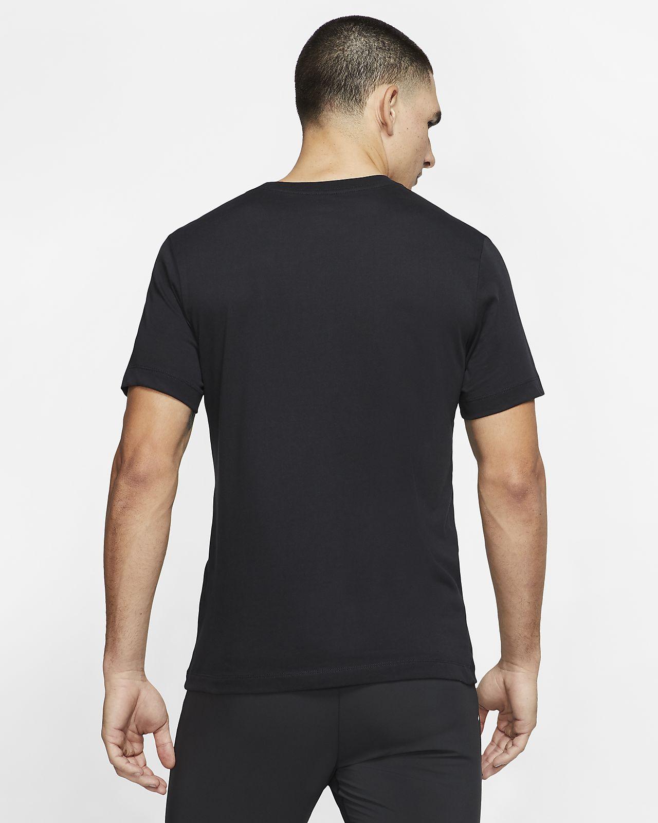 Nike Dri FIT løbe T shirt til mænd
