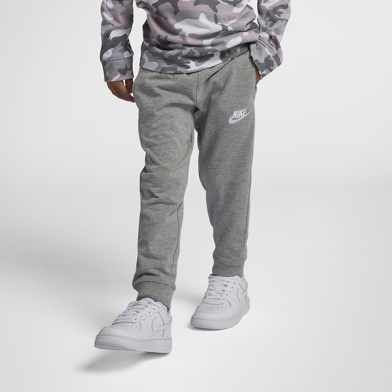 Nike Sportswear Little Kids' Jersey Joggers