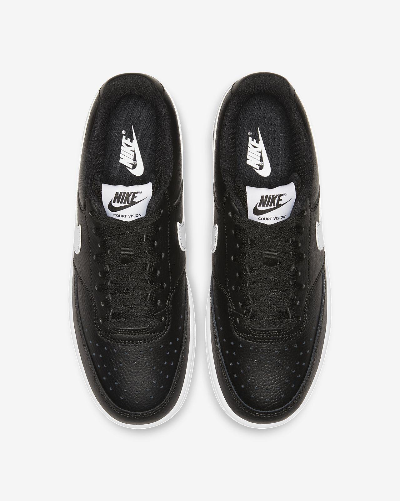 Tênis Nike Court Vision Low Feminino Branco em 2020