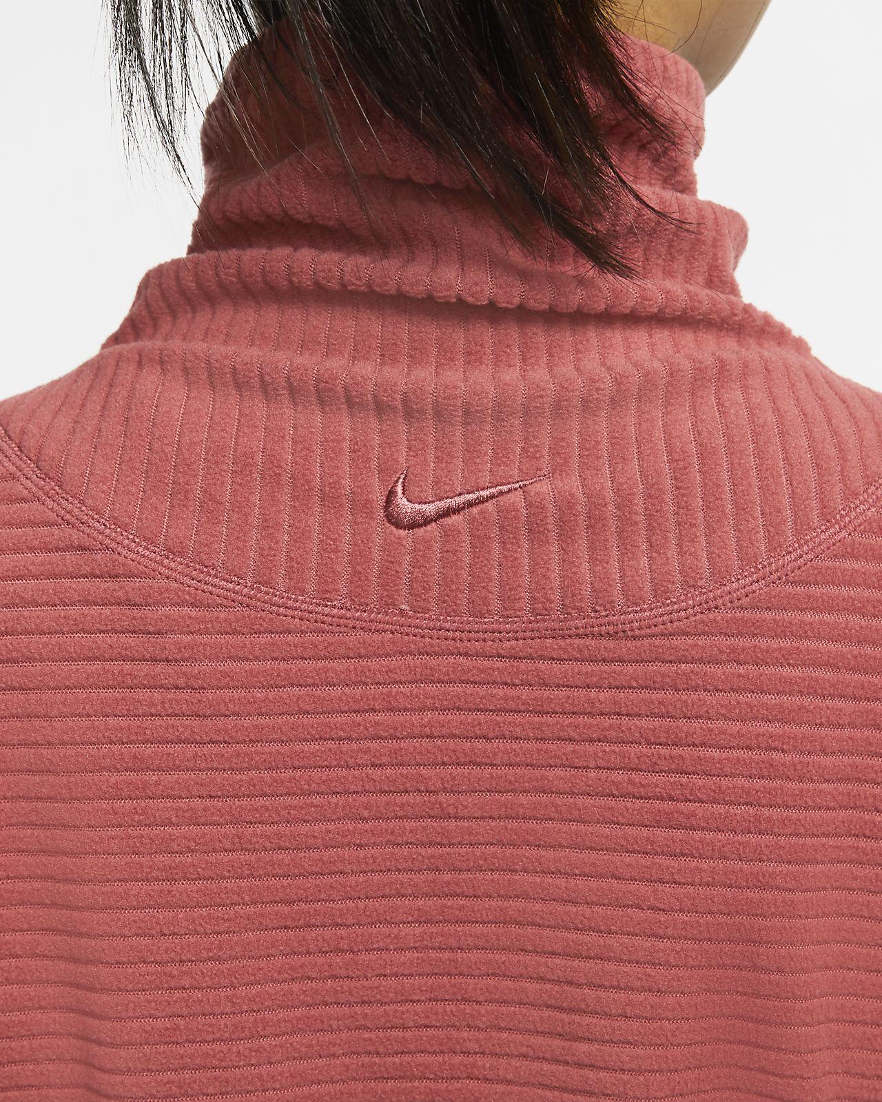 Haut en velours Nike Pro HyperWarm pour Femme. Nike FR