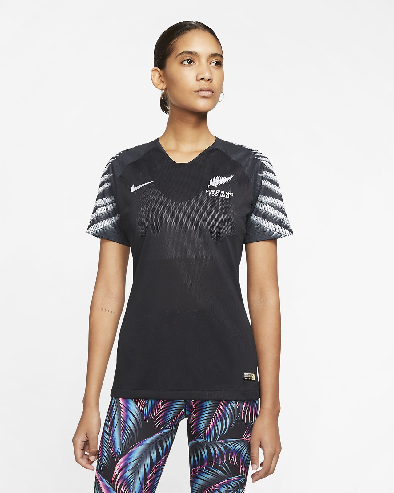 New Zealand 2019 Away Voetbalshirt voor dames