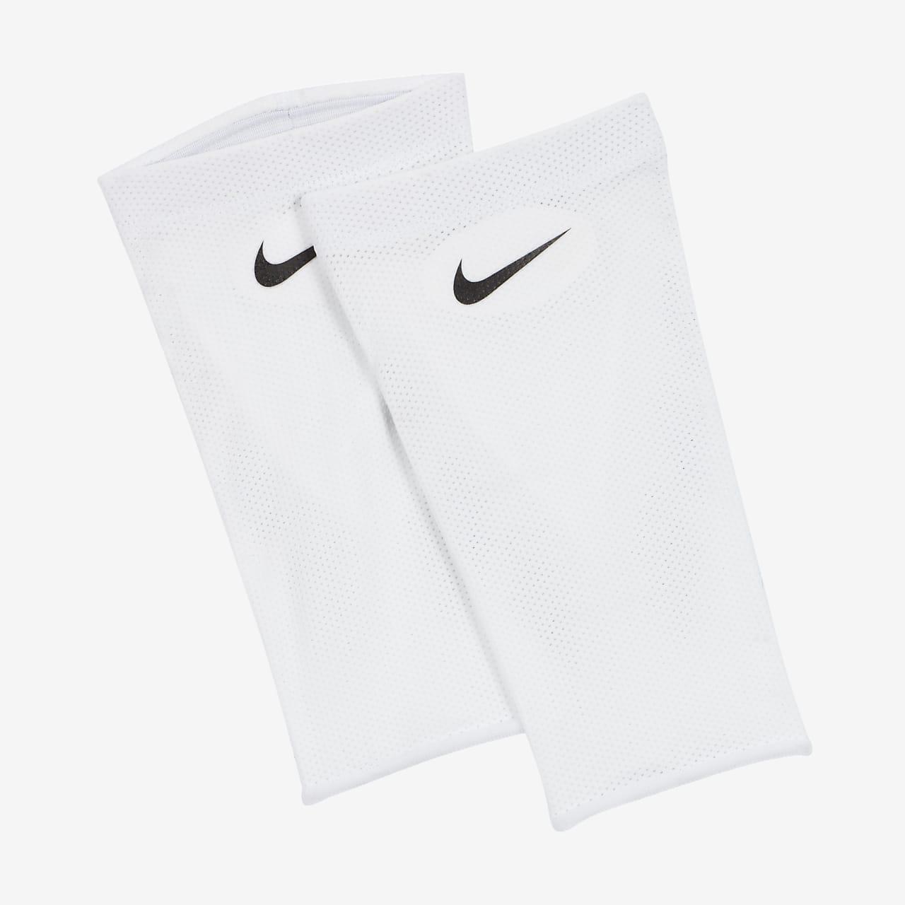 Nike Guard Lock Elite Football Guard Sleeves (1 Pair)