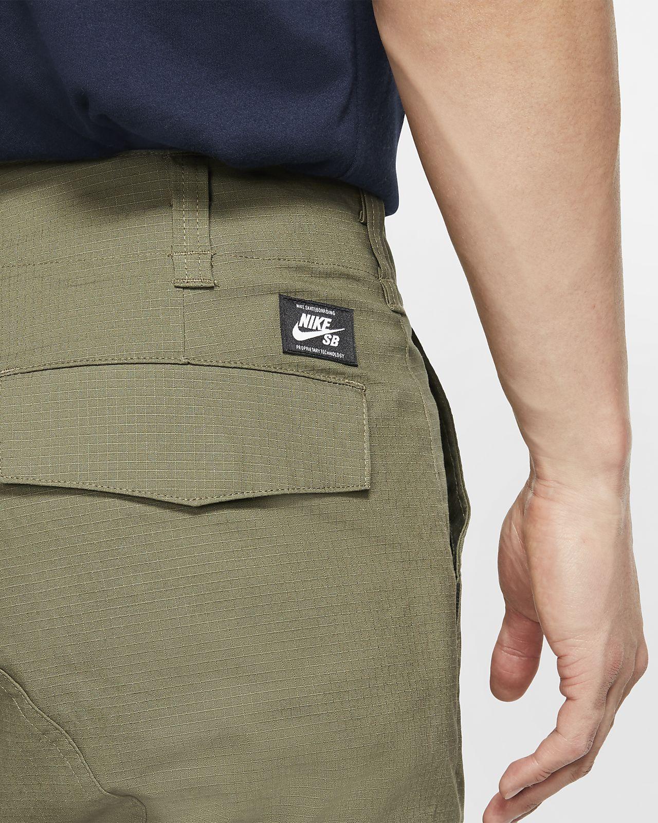Pantalon cargo de skateboard Nike SB Flex FTM. Nike FR