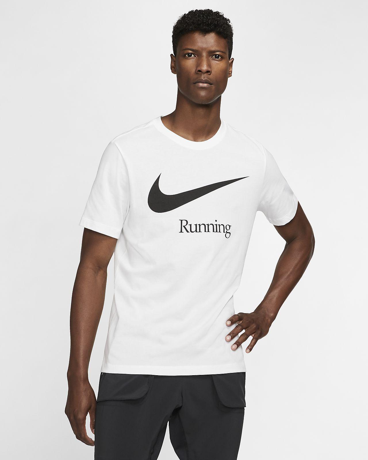 Nike Dri FIT Men's Running T Shirt