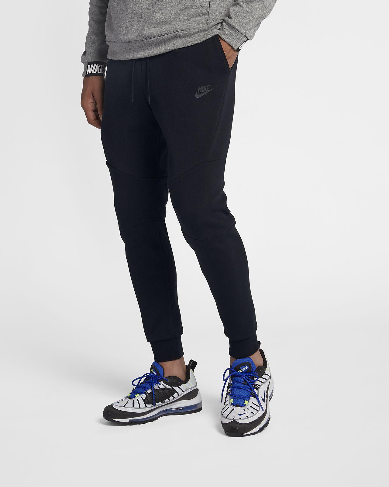 Nike Sportswear Tech Fleece 男款慢跑長褲