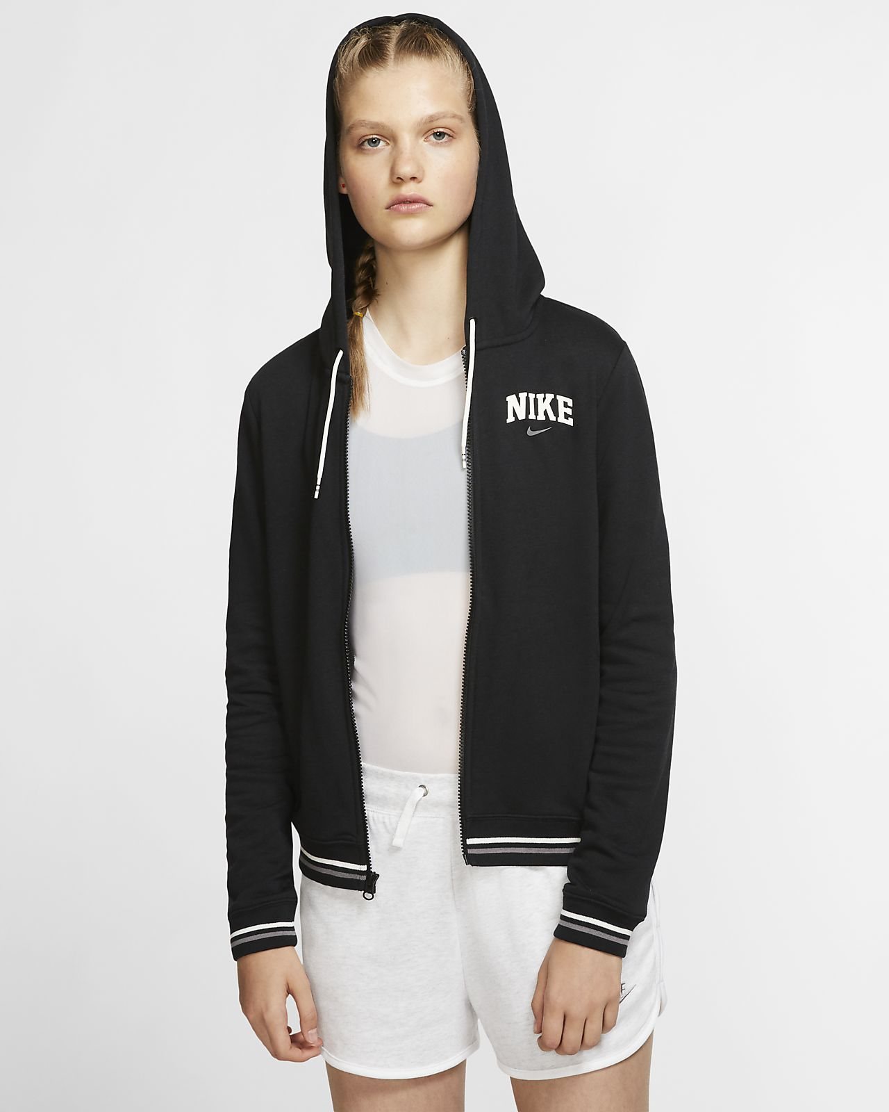 Nike Sportswear Women's Fleece Full-Zip Hoodie