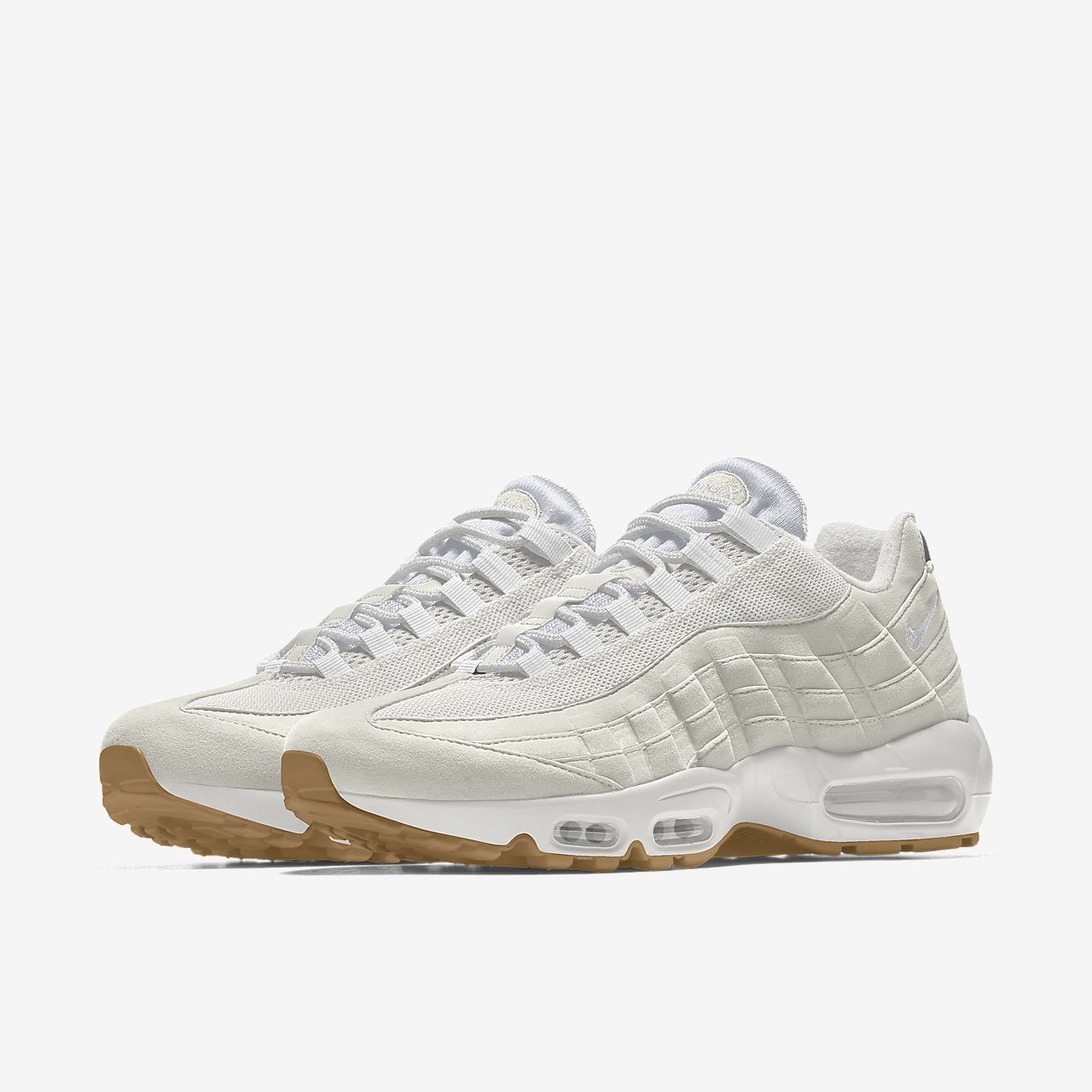 Chaussure personnalisable Nike Air Max 95 By You pour Femme