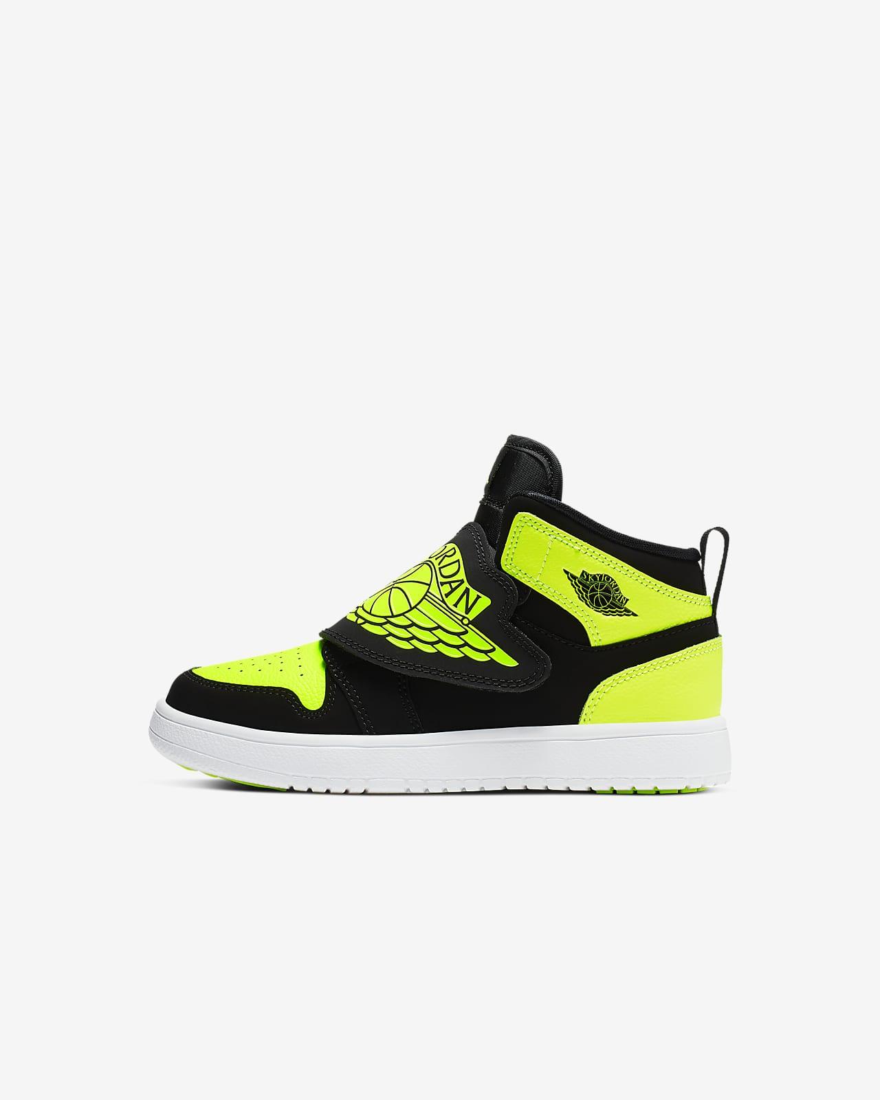 Sky Jordan 1 (PS) 幼童运动童鞋