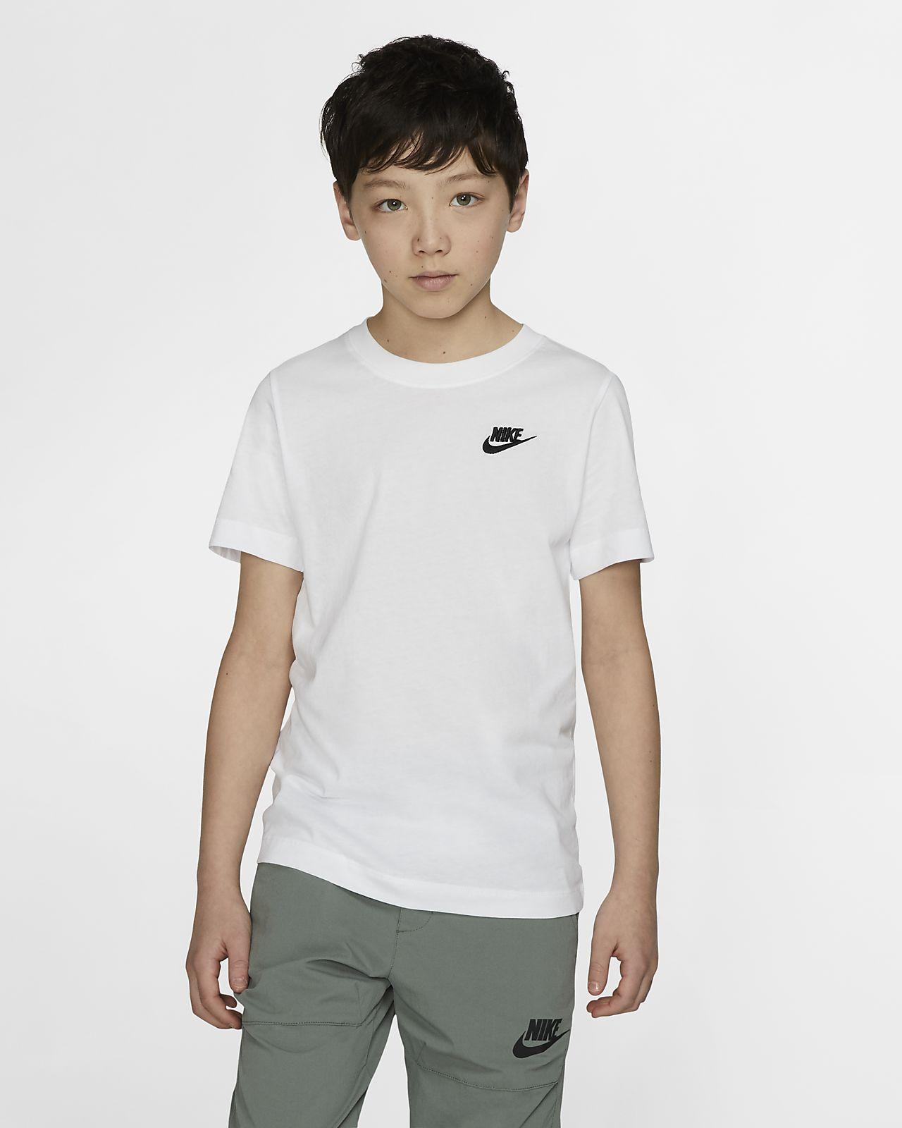 tee shirt nike enfant