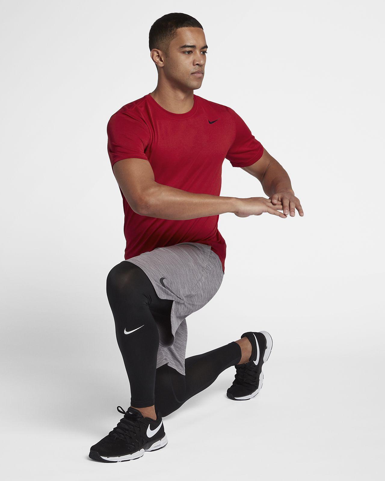 Nike Men/'s Legend 2.0 Dri-fit T-Shirt 718833 657 NWT Red Size 2XLT XXL TALL