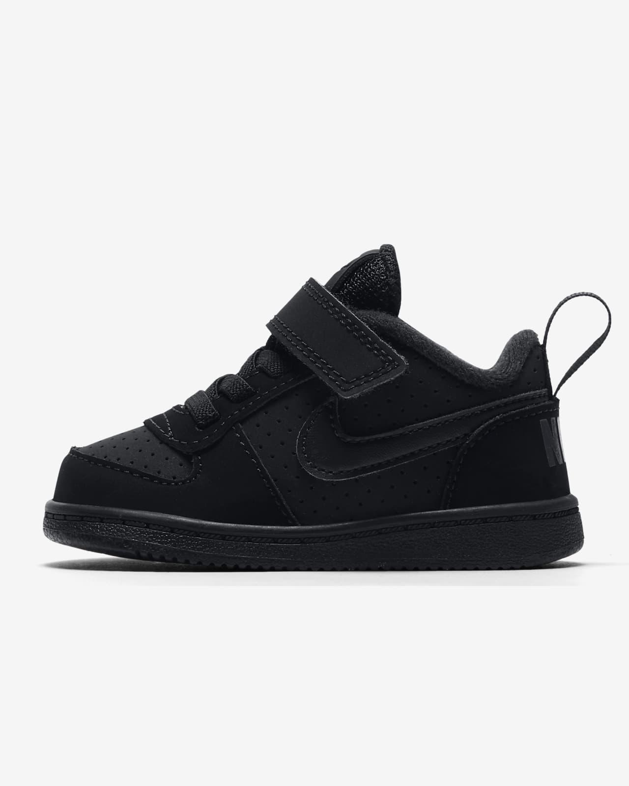 Nike Court Borough Low Baby/Toddler Shoe
