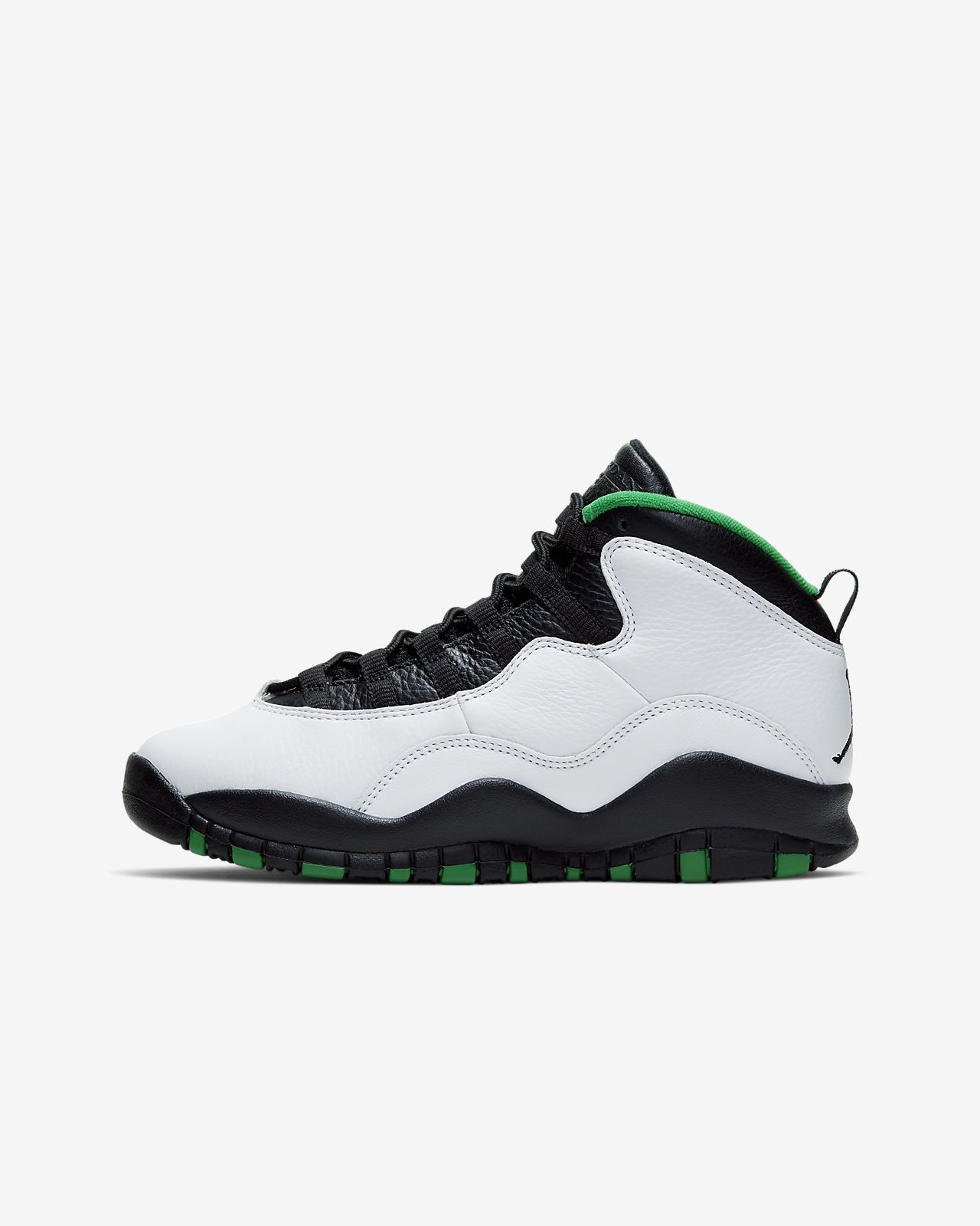 Air Jordan Retro 10 Big Kids' Shoe