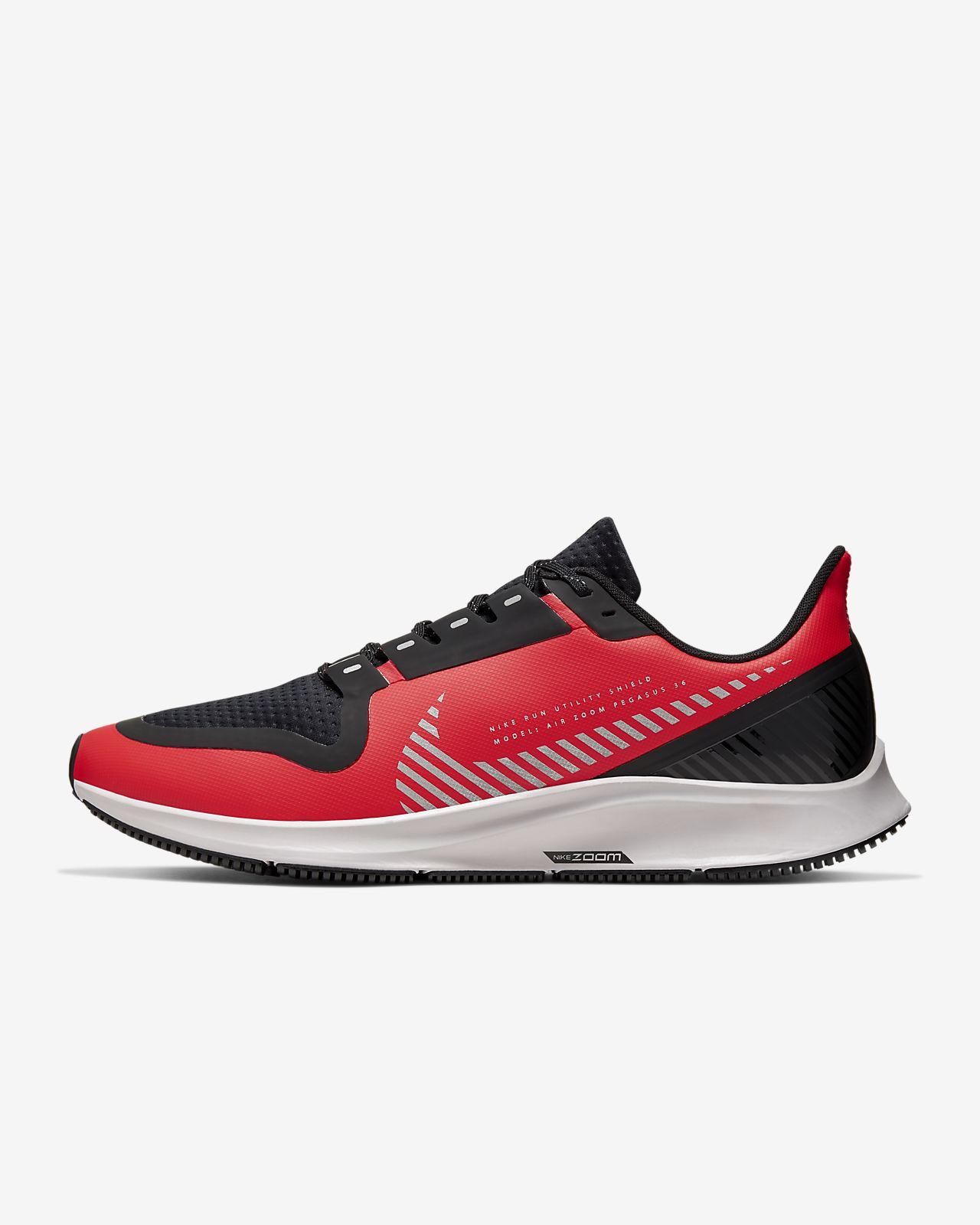 nike air zoom pegasus 35 shield scarpe running uomo