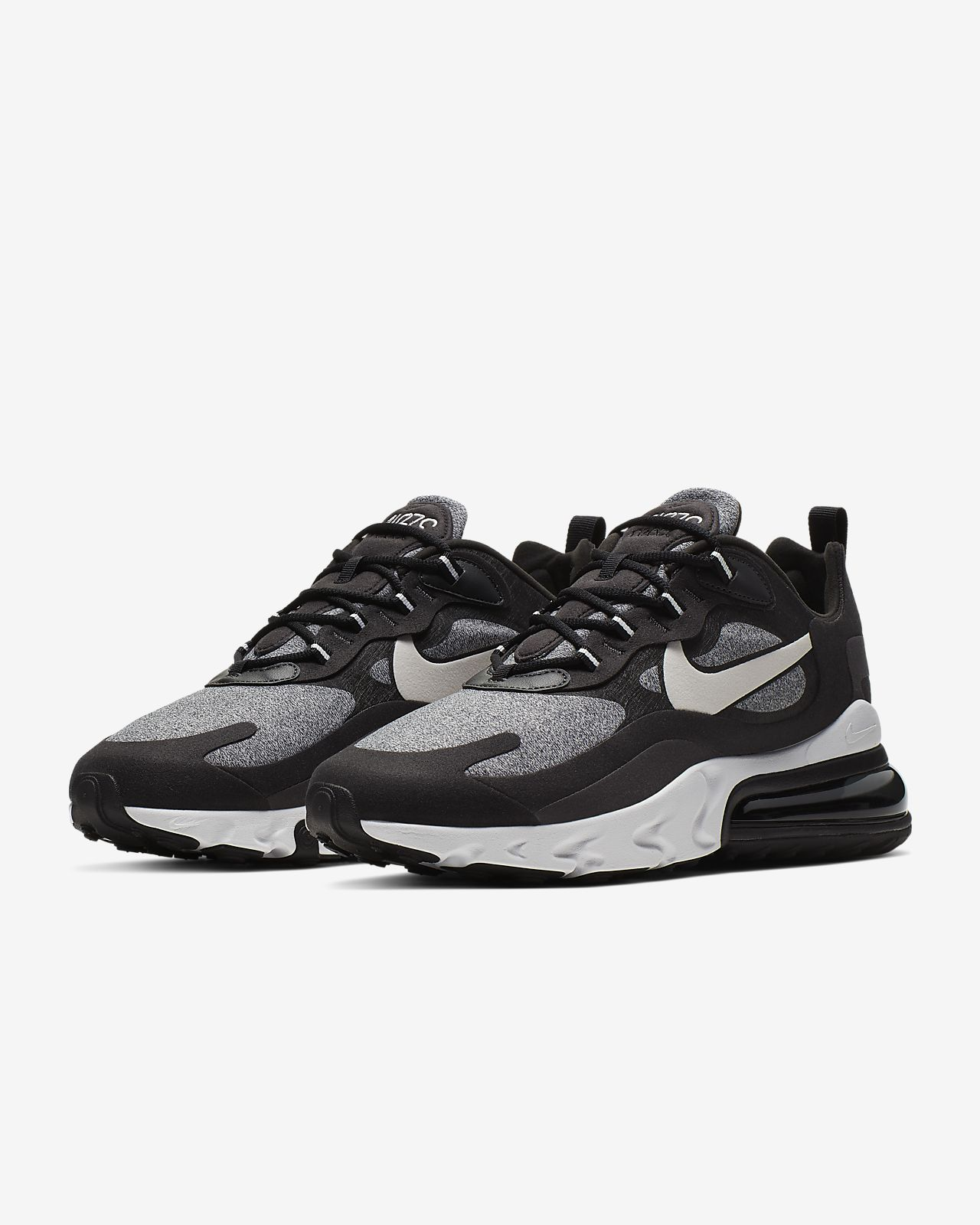 Chaussure Nike Air Max 270 React (Op Art) pour Homme