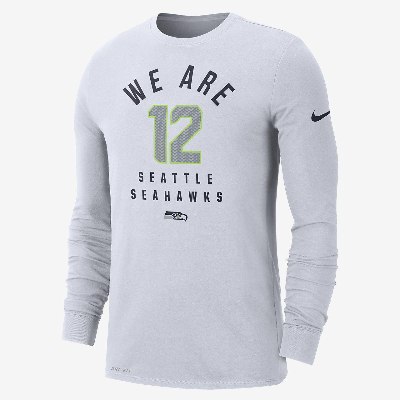 nike seahawks t shirt