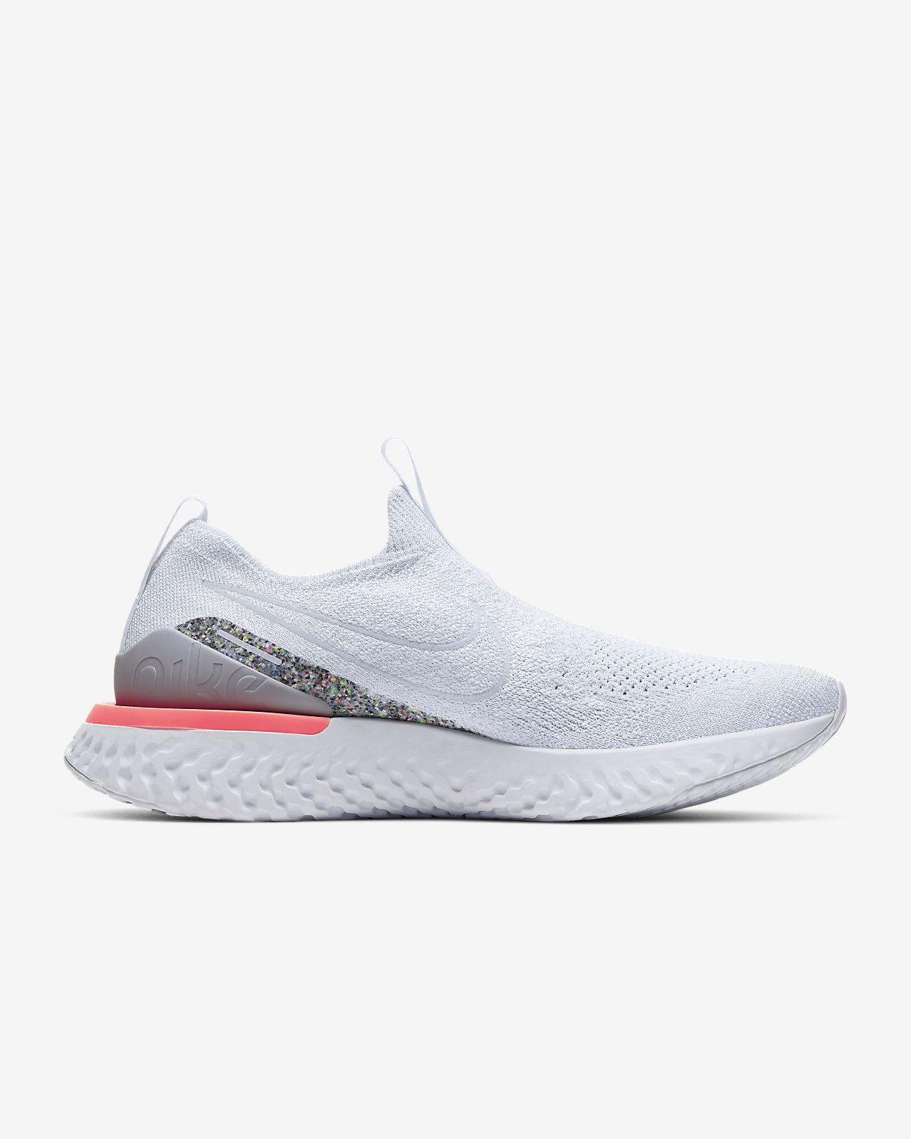 Sapatilhas de running Nike Epic Phantom React Flyknit Icon Clash para mulher