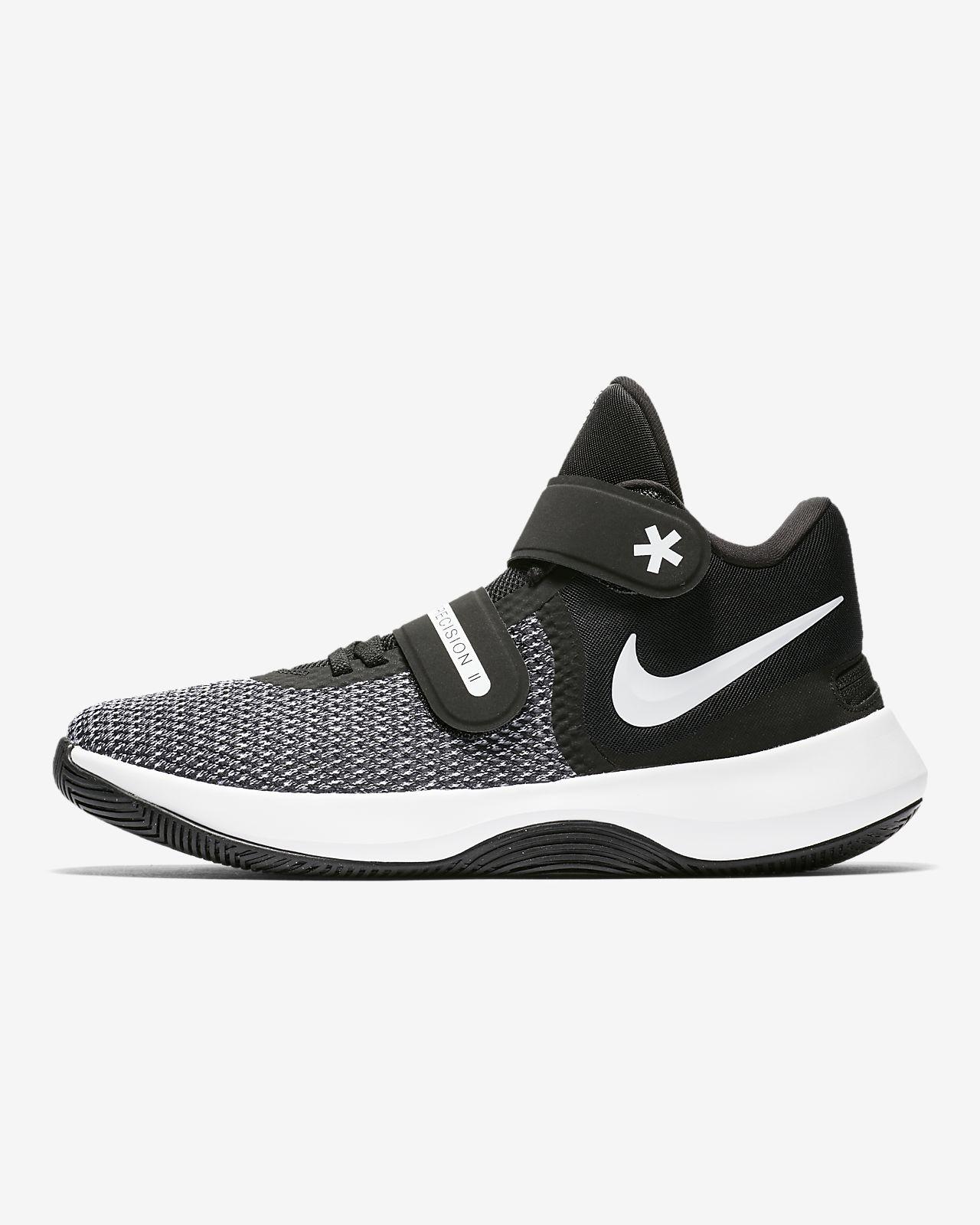 Nike Air Precision II FlyEase Men's Basketball Shoe