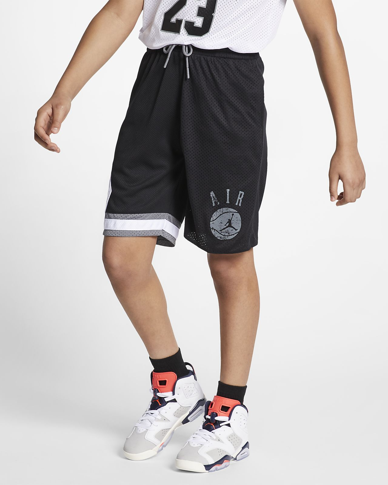 Jordan Dri-FIT Authentic Pantalón corto - Niño