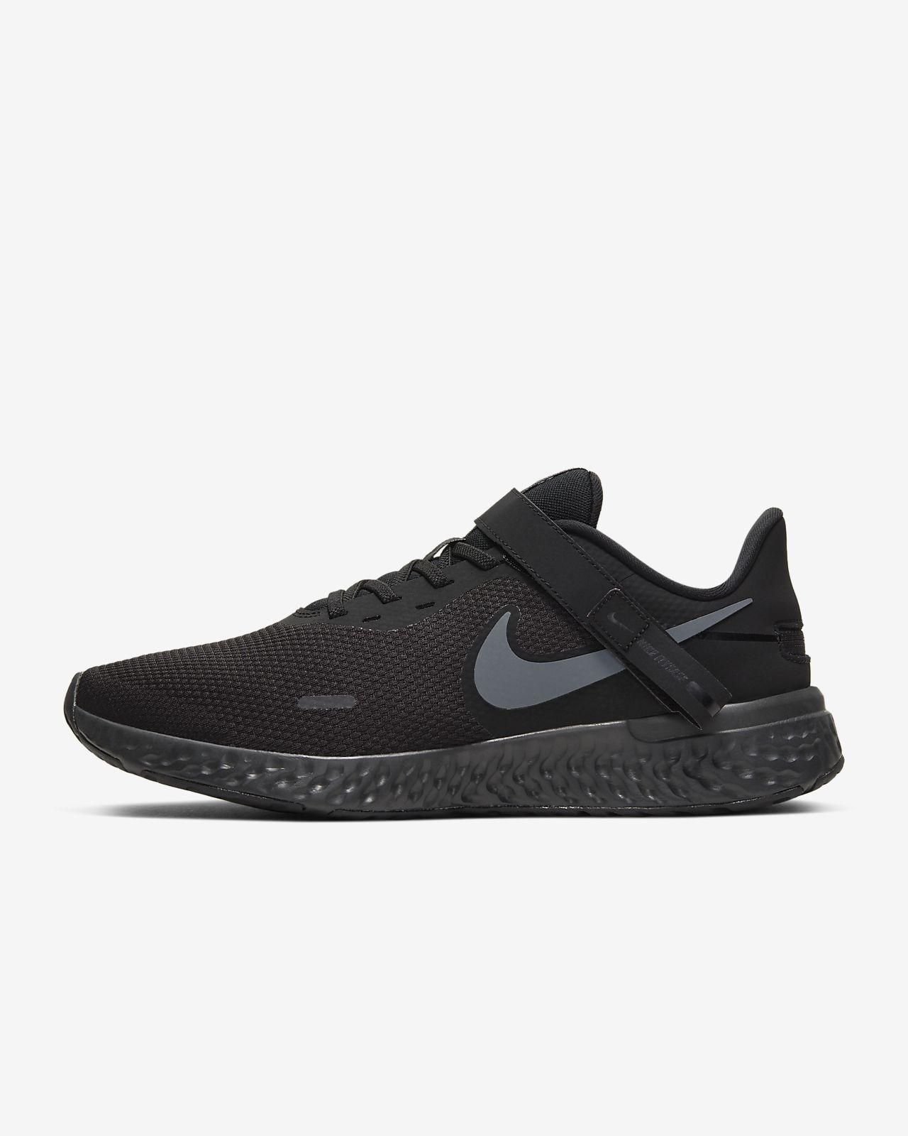 Мужские беговые кроссовки Nike Revolution 5 FlyEase (на очень широкую ногу)